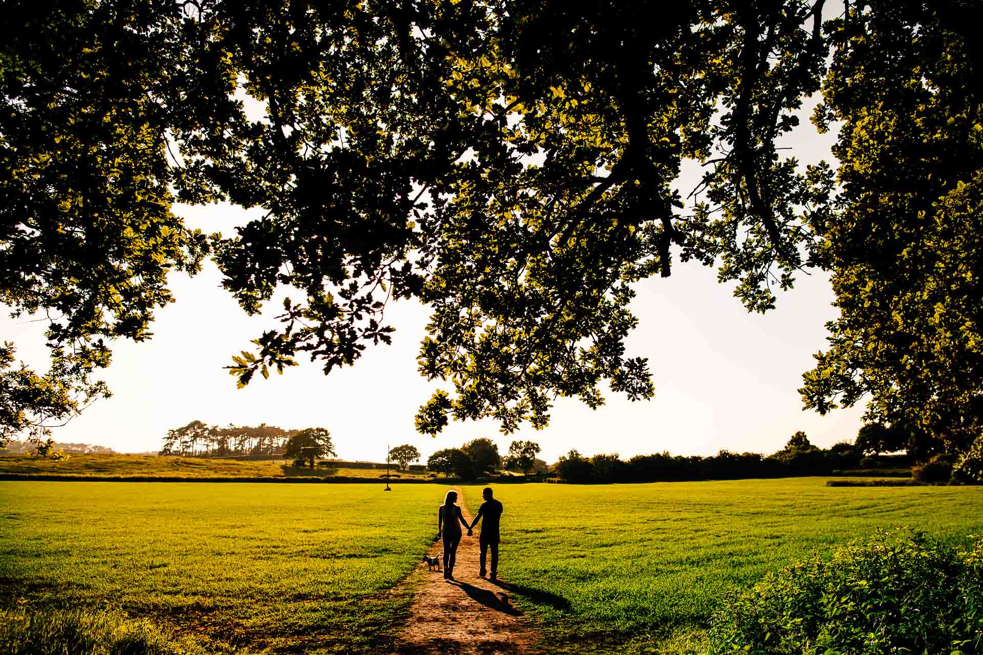 Cheshire Pre Wedding Photography - Helen & Simon-1