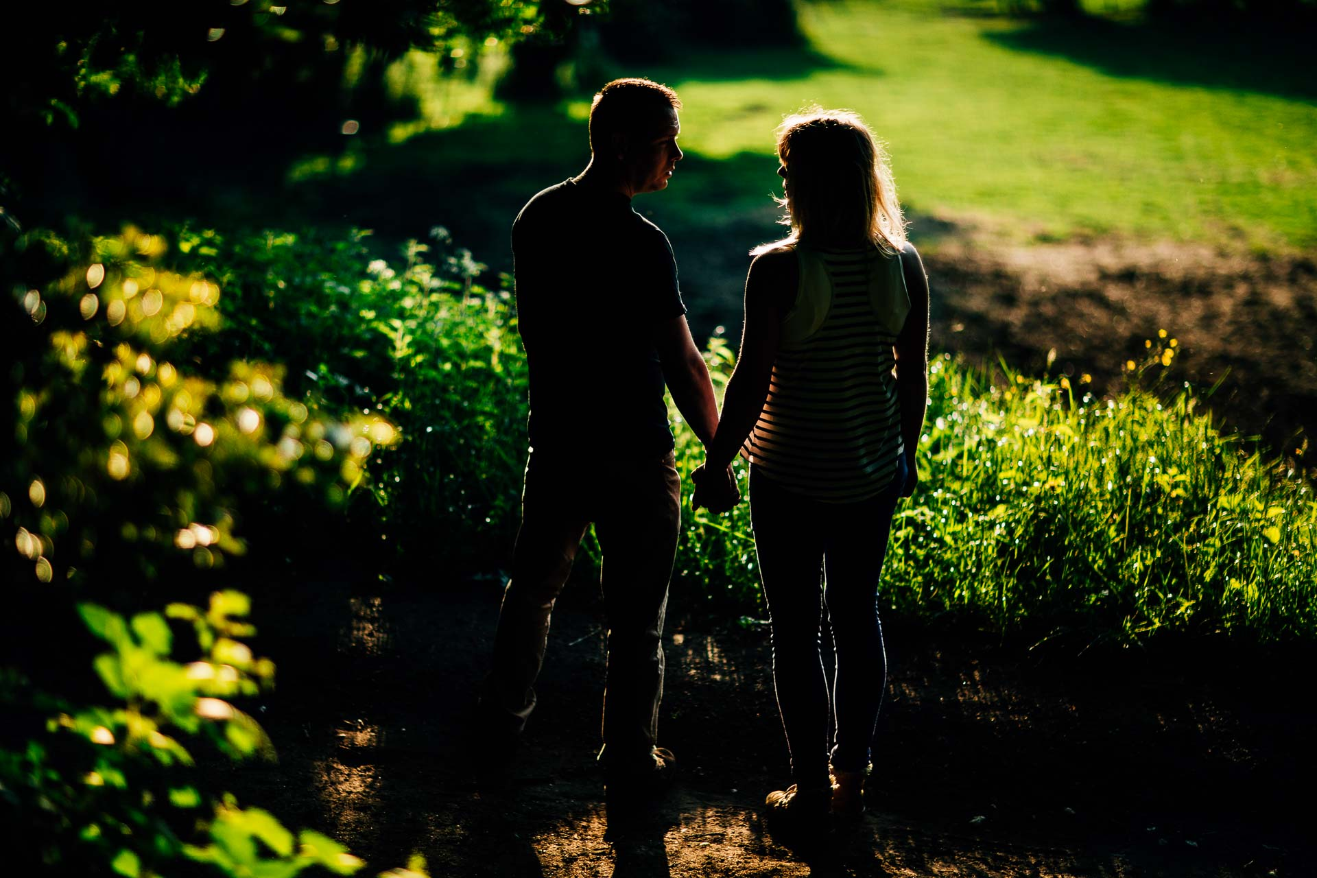 Cheshire Pre Wedding Photography - Helen & Simon-24
