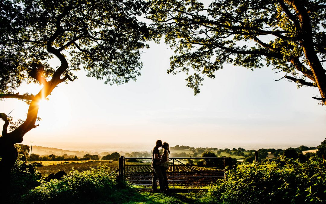 Cheshire Pre Wedding Photography – Helen & Simon