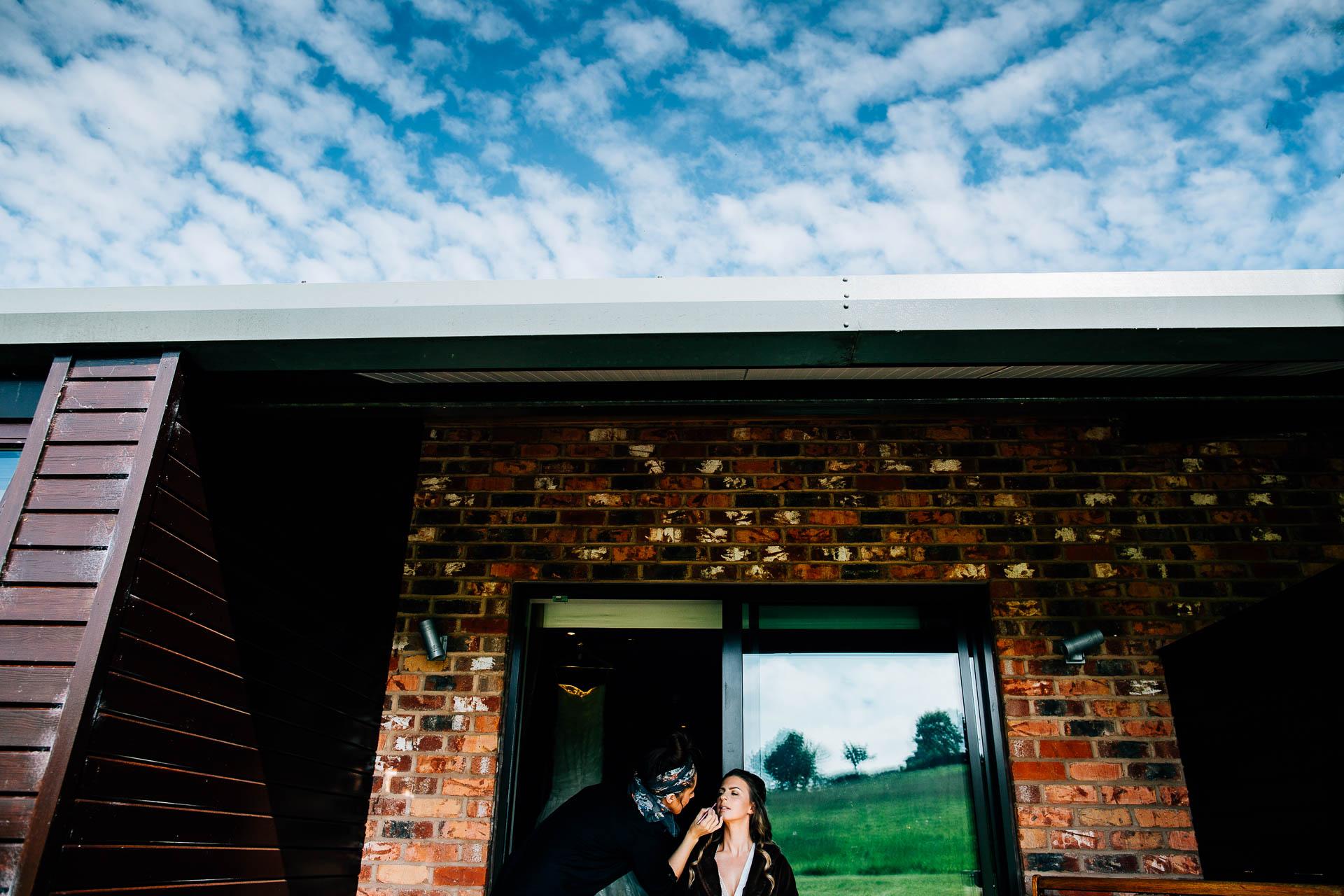 Weston Hall Wedding Photography - Laura & Ryan-1