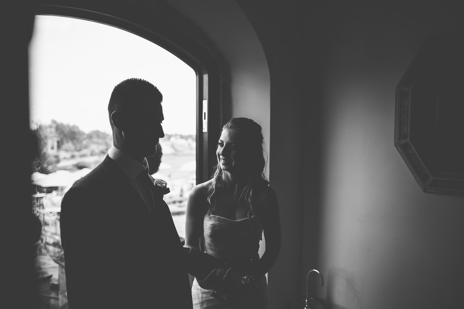Weston Hall Wedding Photography - Laura & Ryan-100