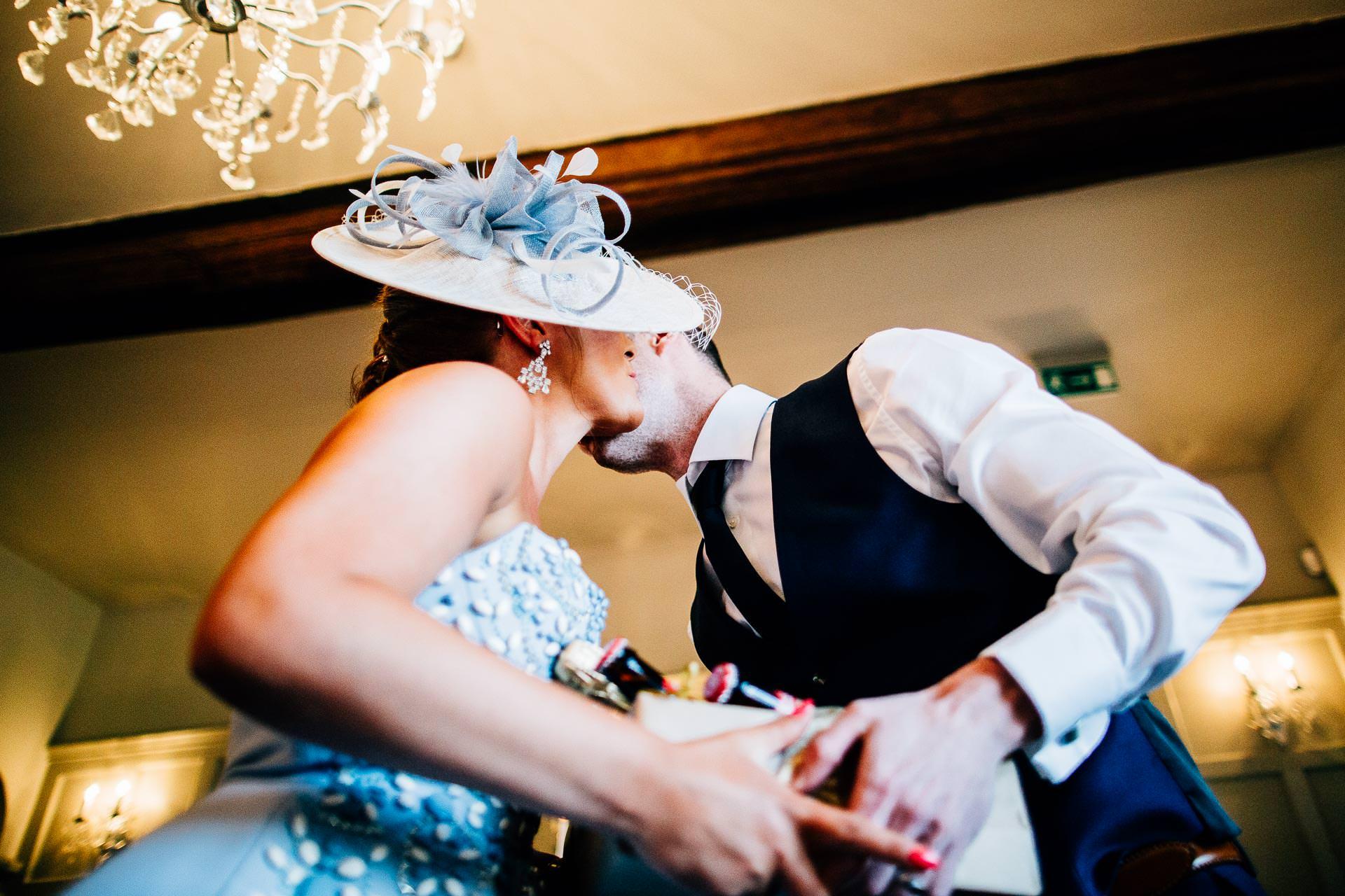Weston Hall Wedding Photography - Laura & Ryan-105
