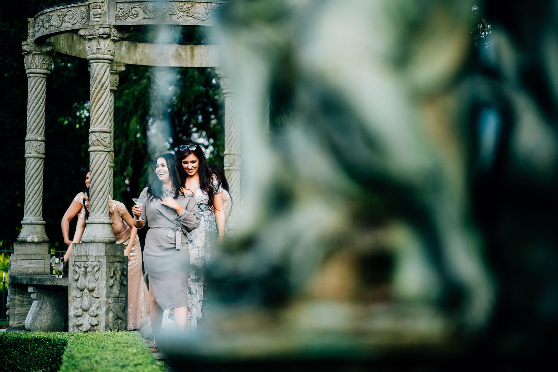 Weston Hall Wedding Photography - Laura & Ryan-111