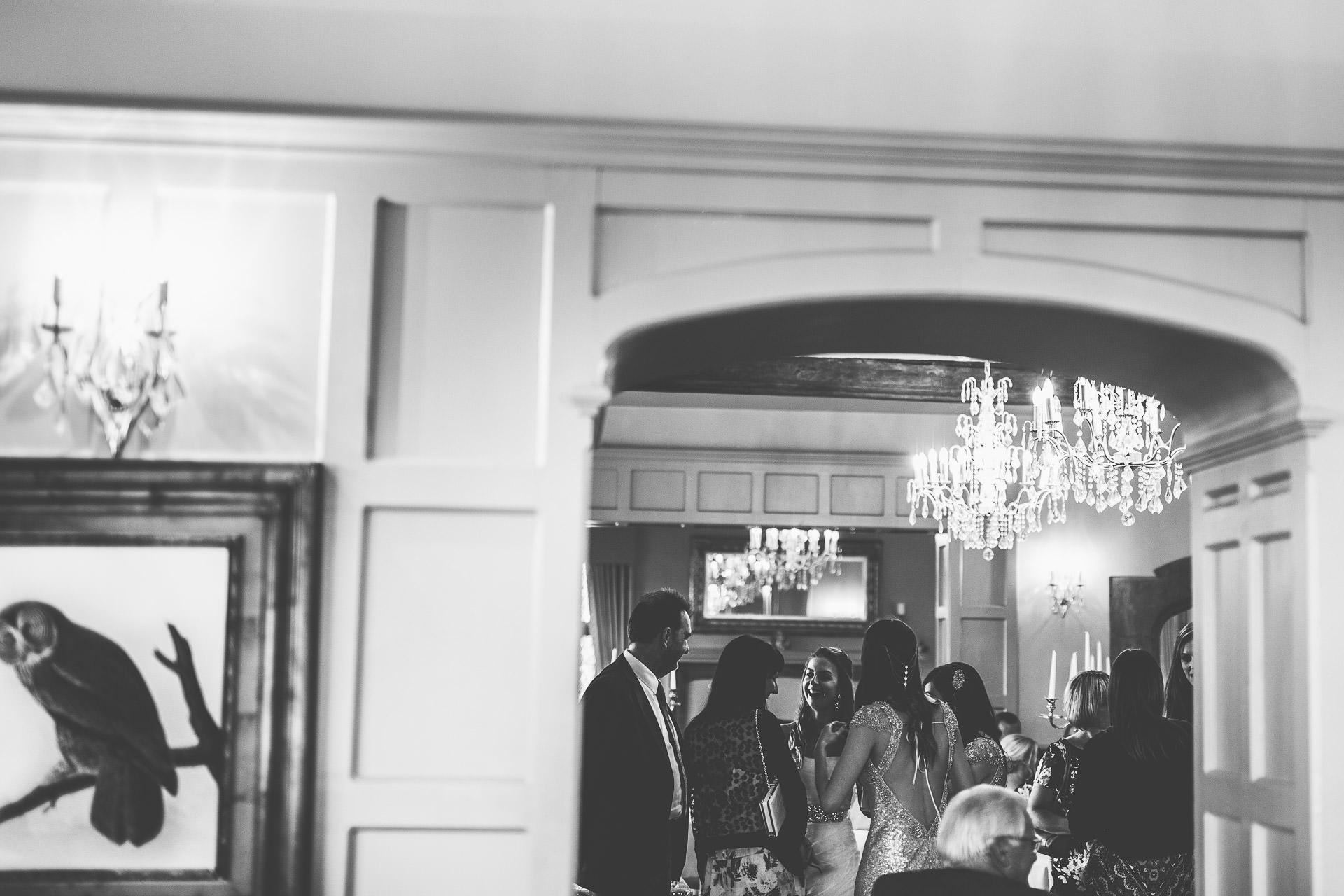 Weston Hall Wedding Photography - Laura & Ryan-112