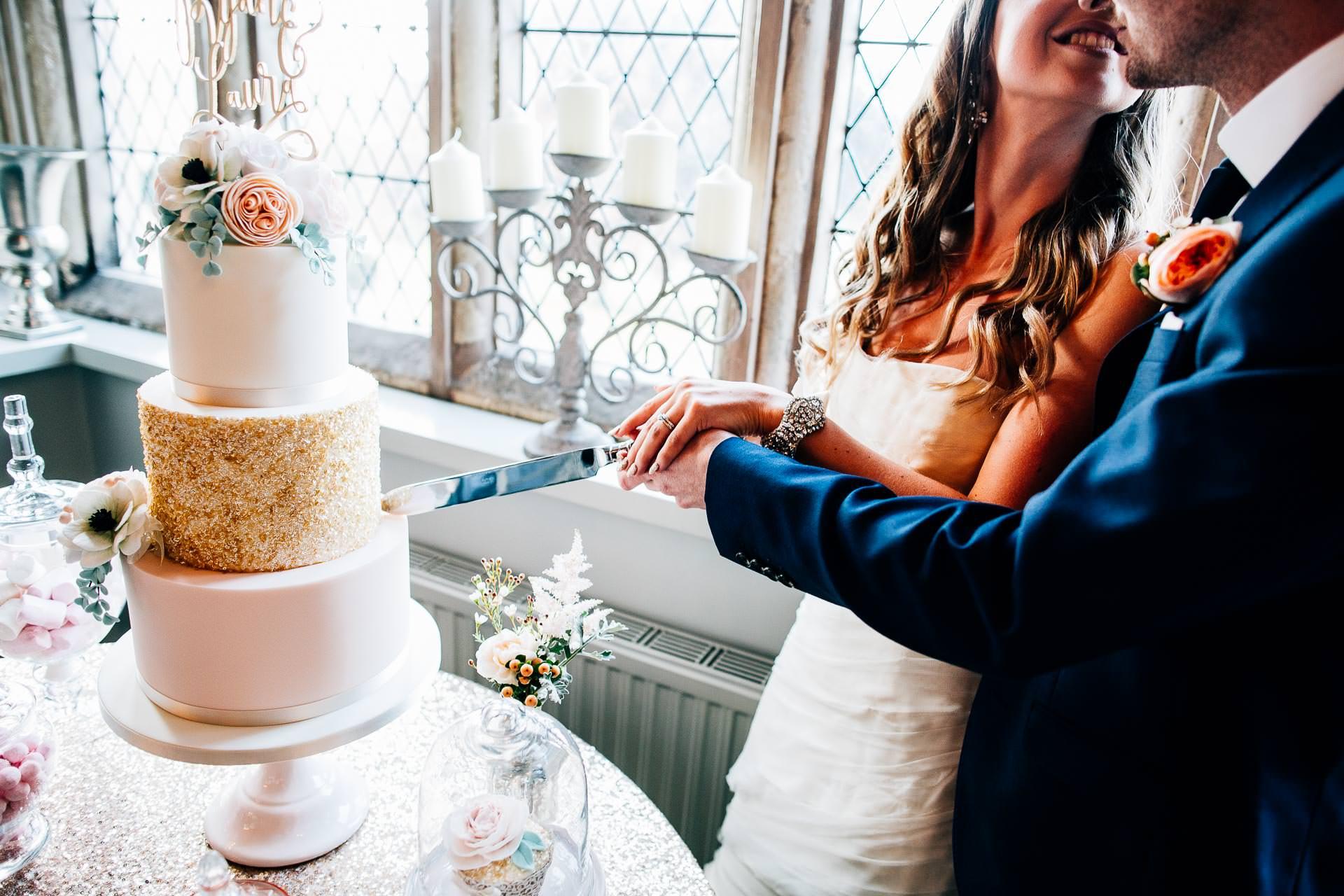 Weston Hall Wedding Photography - Laura & Ryan-116