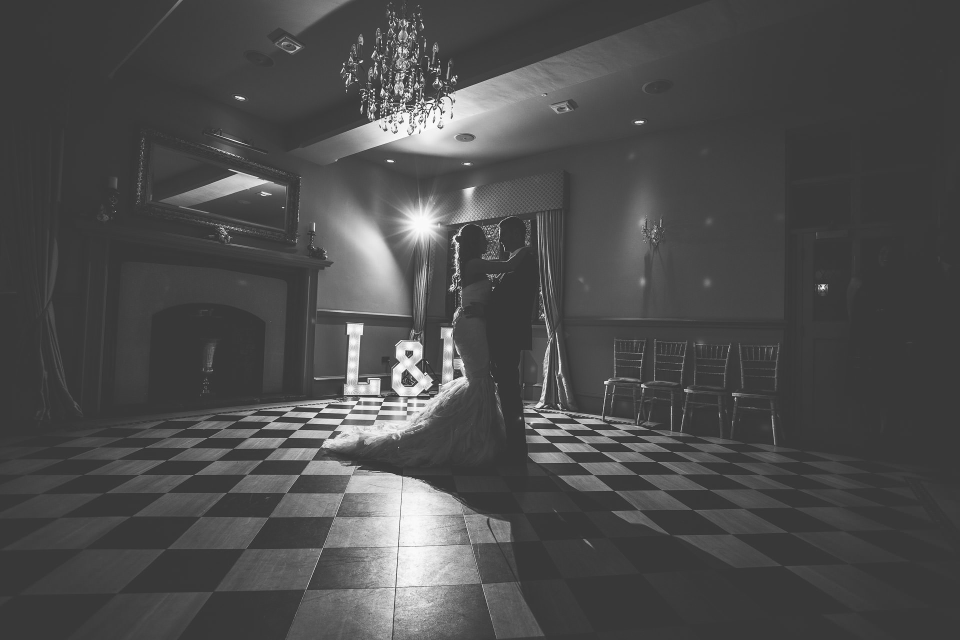 Weston Hall Wedding Photography - Laura & Ryan-117