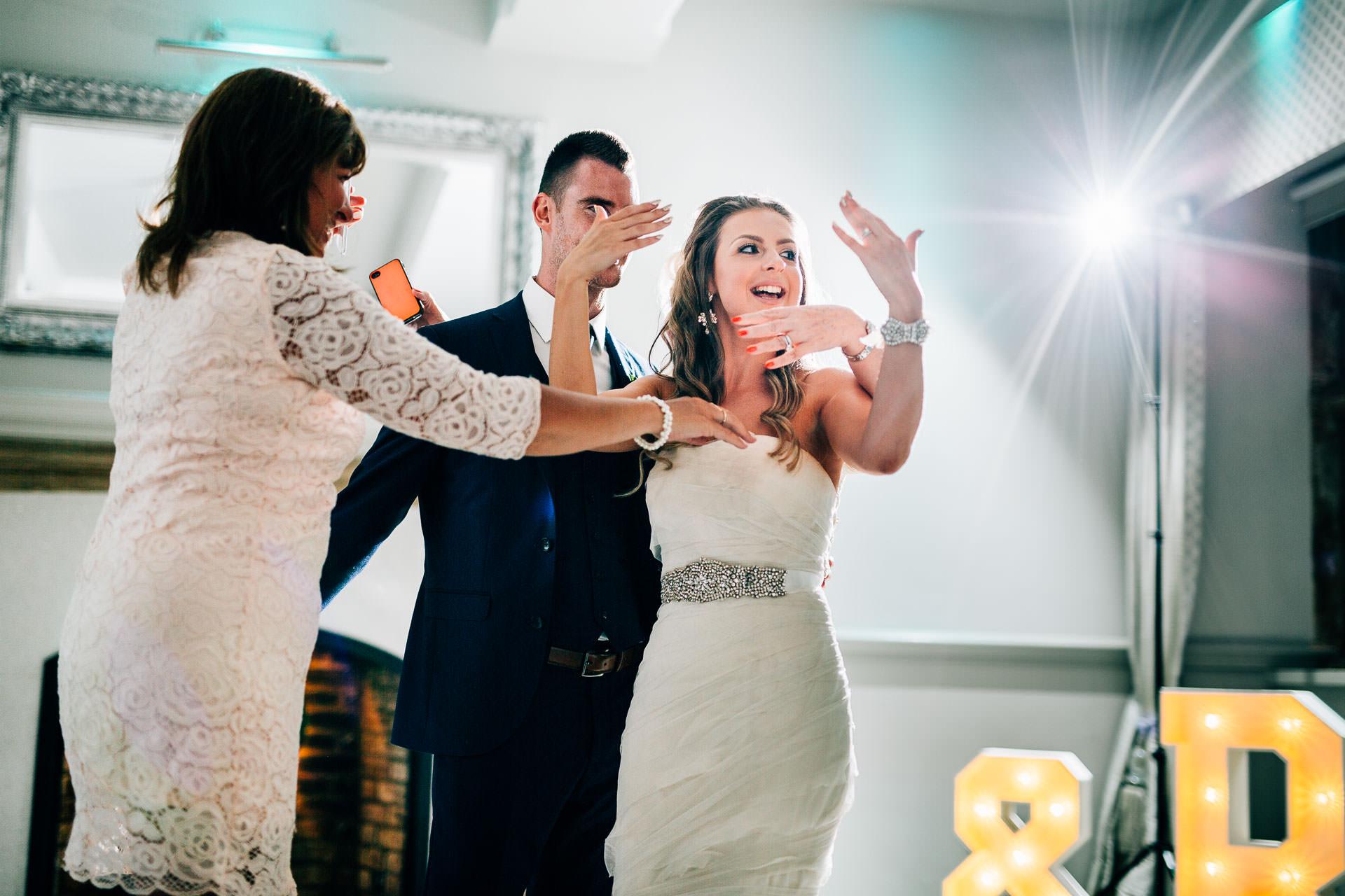 Weston Hall Wedding Photography - Laura & Ryan-120