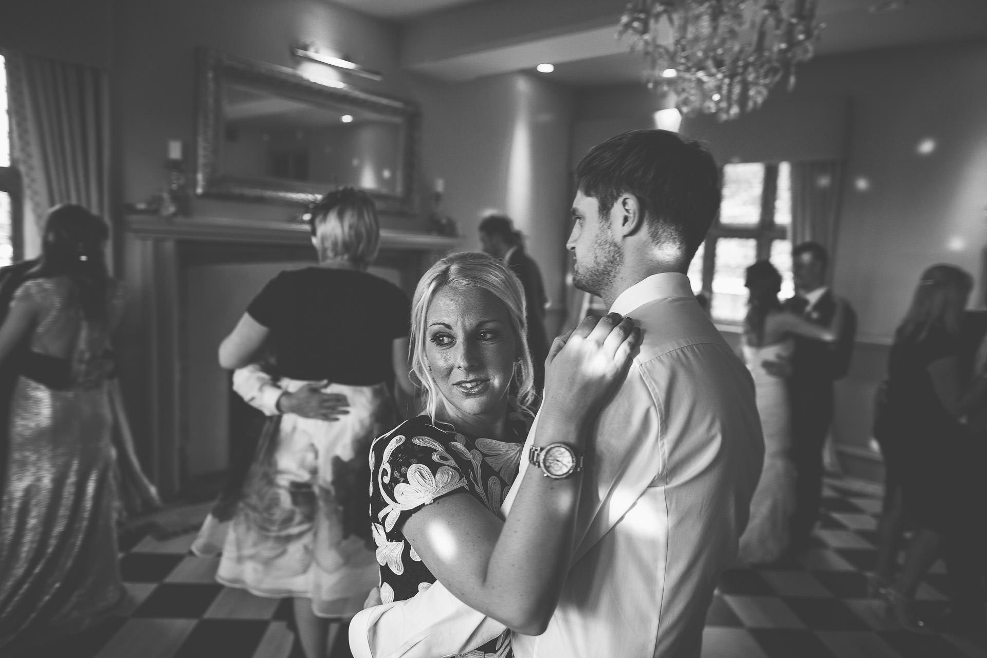 Weston Hall Wedding Photography - Laura & Ryan-123