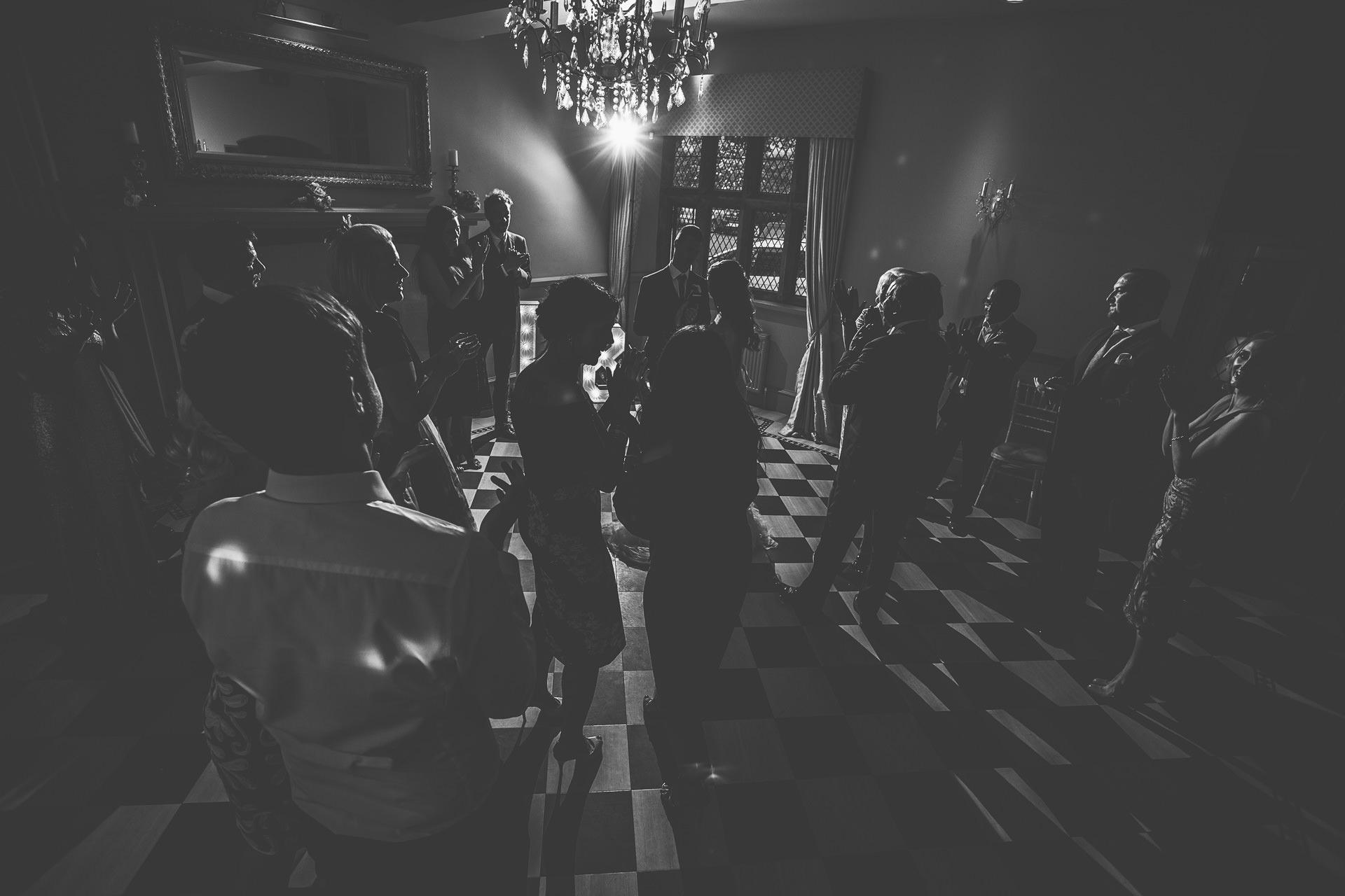 Weston Hall Wedding Photography - Laura & Ryan-125