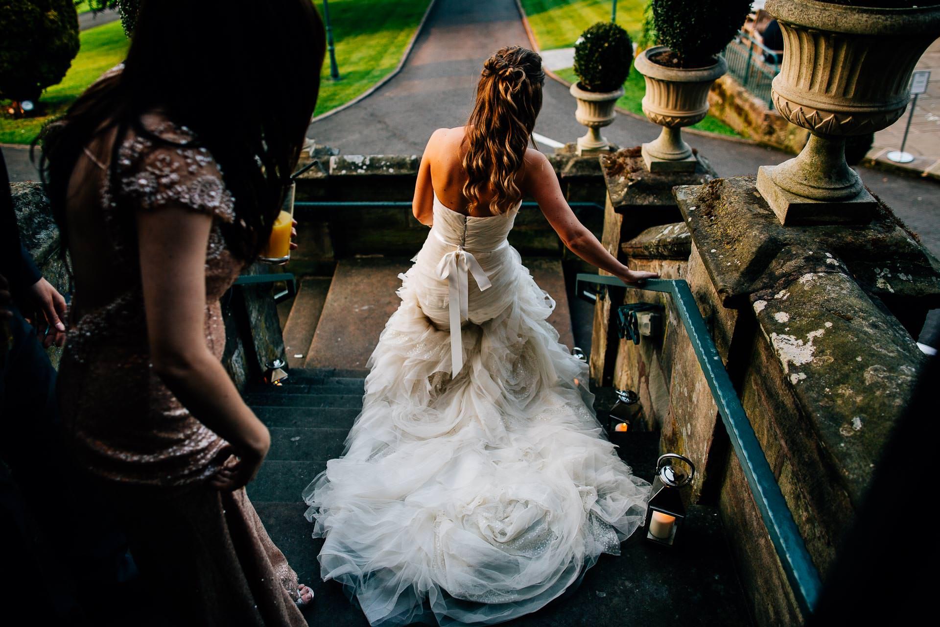 Weston Hall Wedding Photography - Laura & Ryan-126
