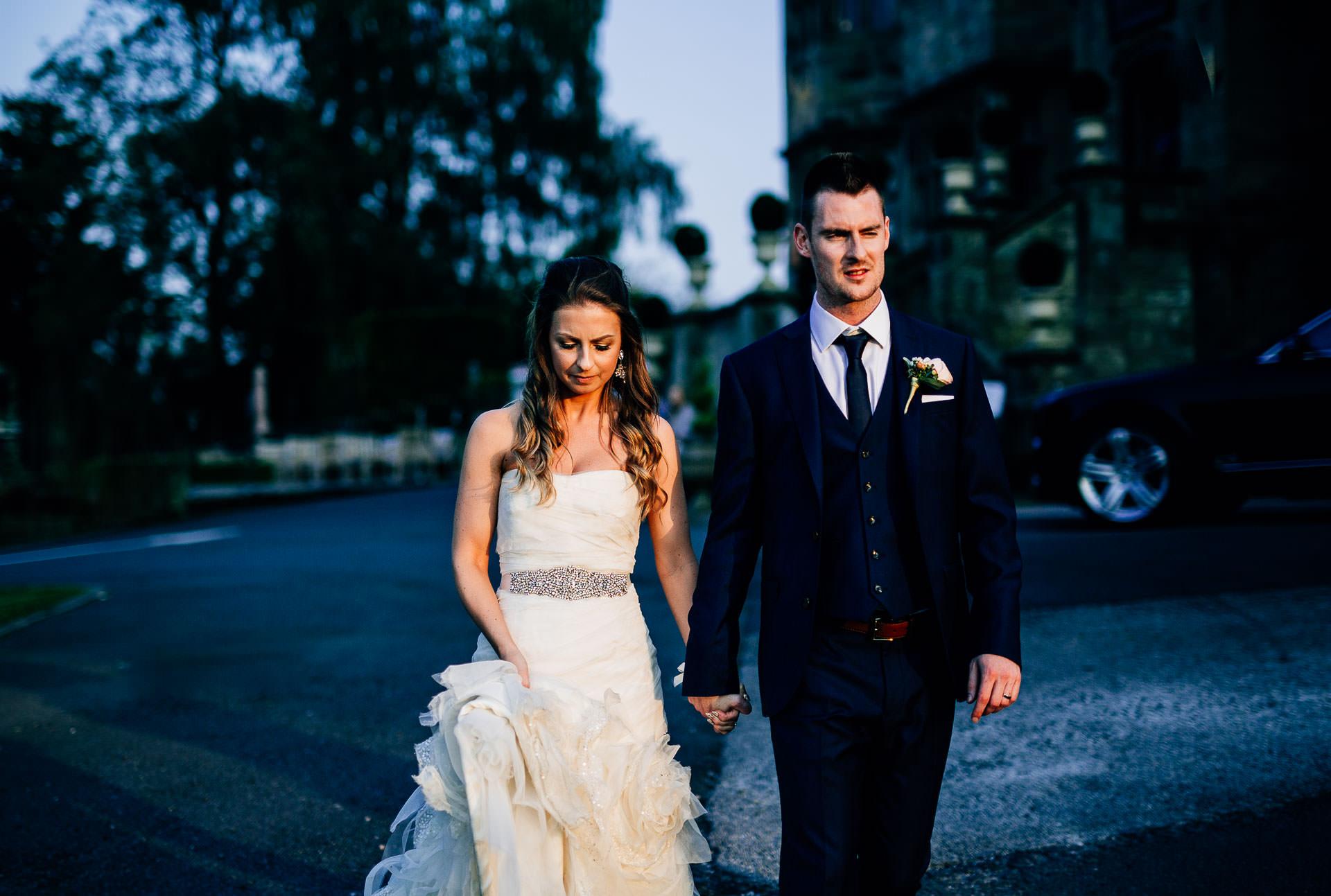Weston Hall Wedding Photography - Laura & Ryan-127
