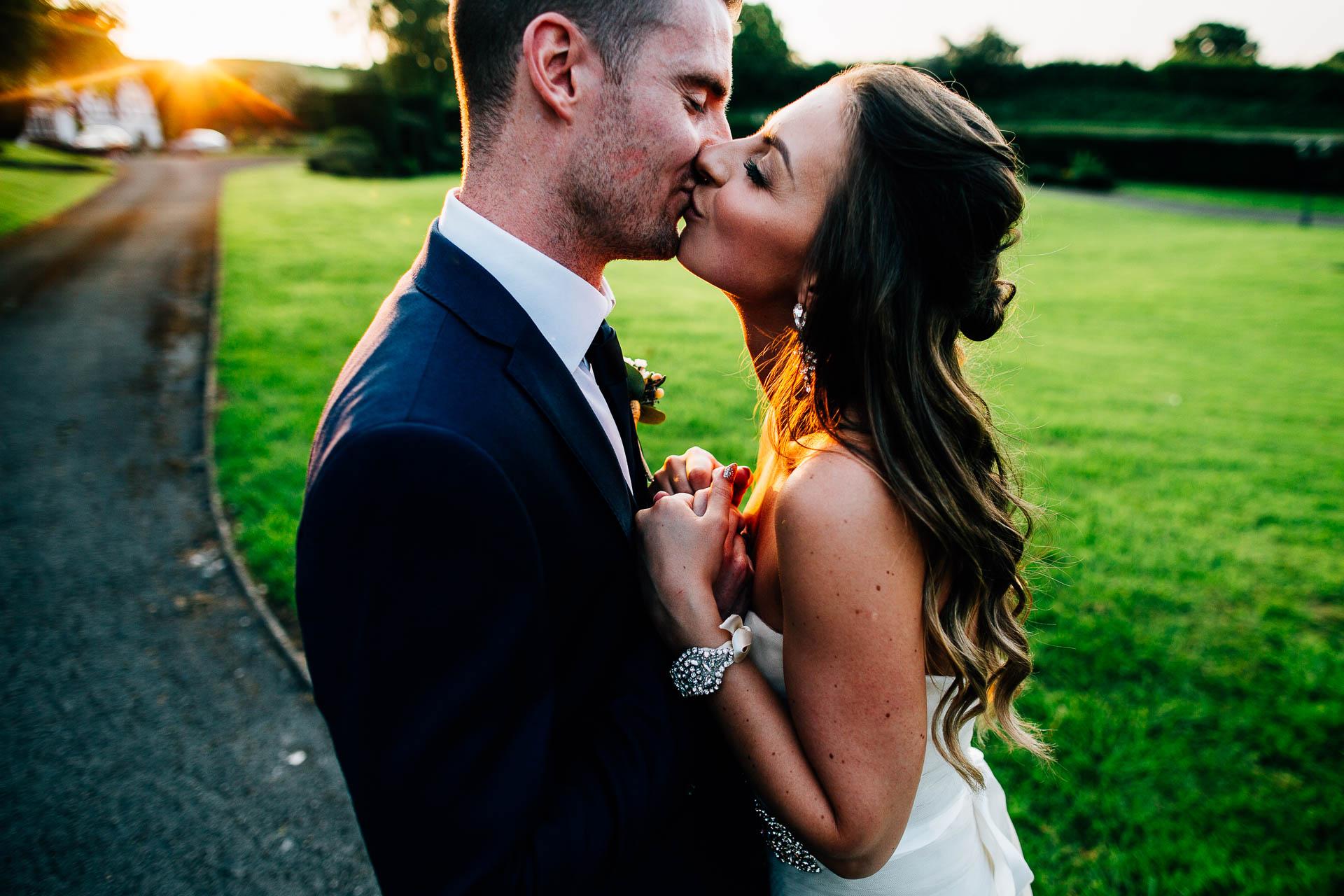 Weston Hall Wedding Photography - Laura & Ryan-132