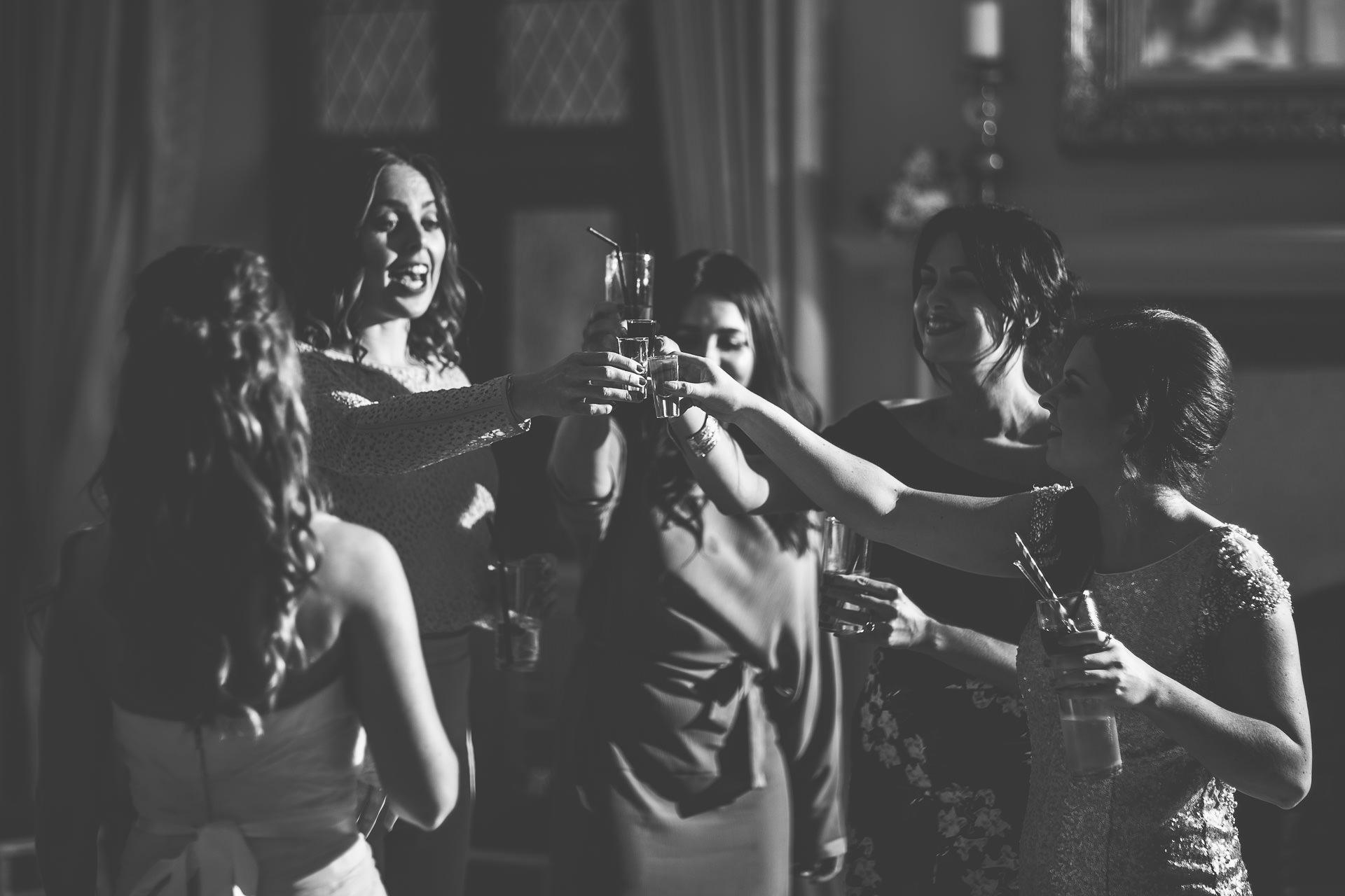 Weston Hall Wedding Photography - Laura & Ryan-133