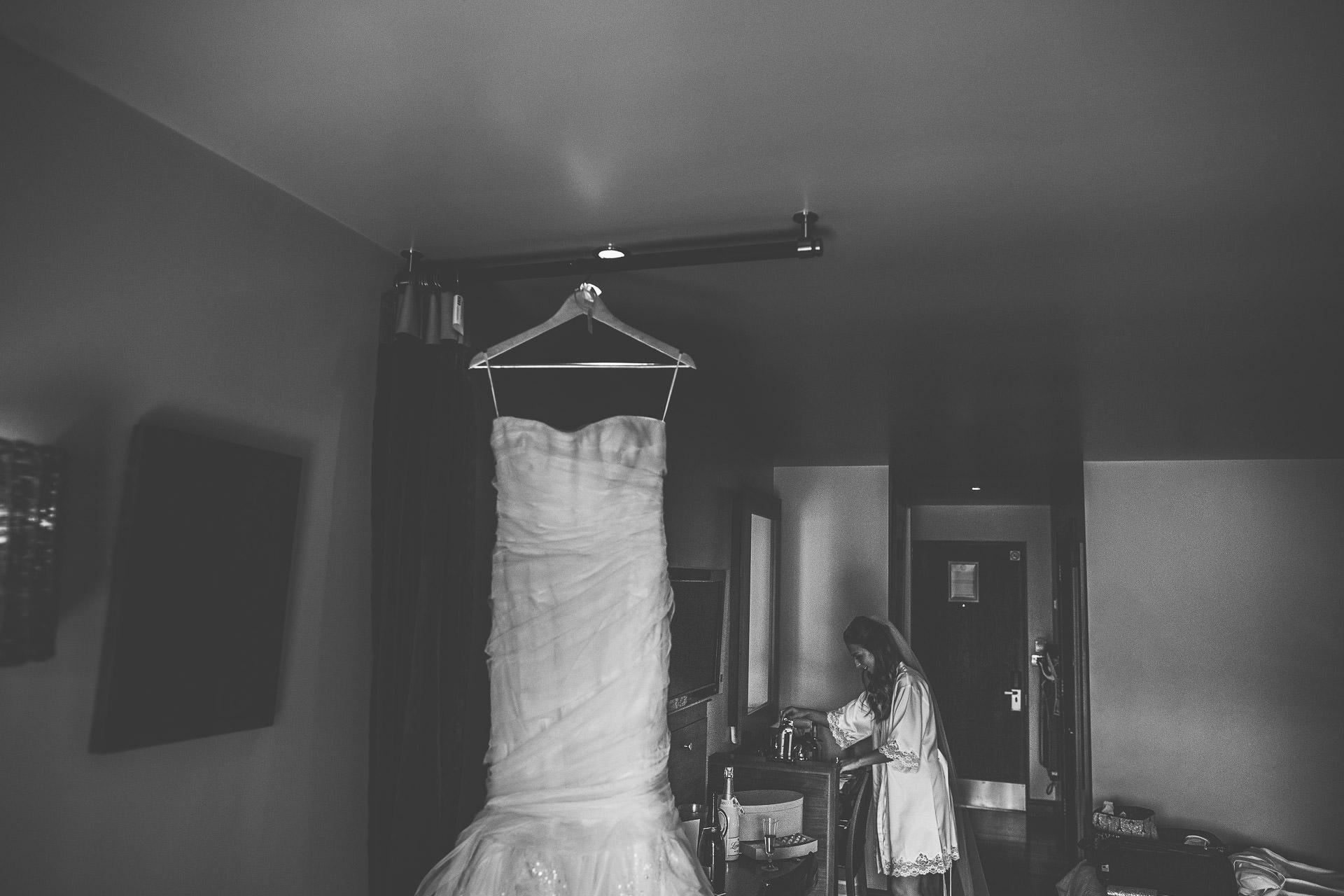 Weston Hall Wedding Photography - Laura & Ryan-17