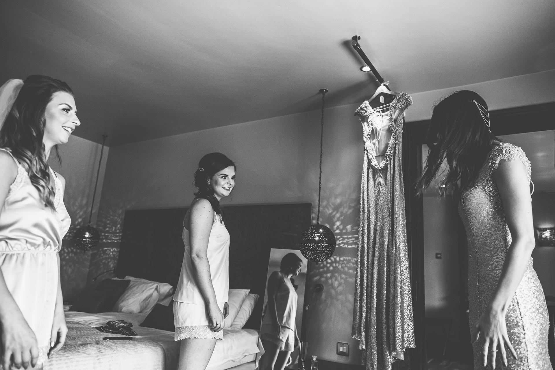 Weston Hall Wedding Photography - Laura & Ryan-19