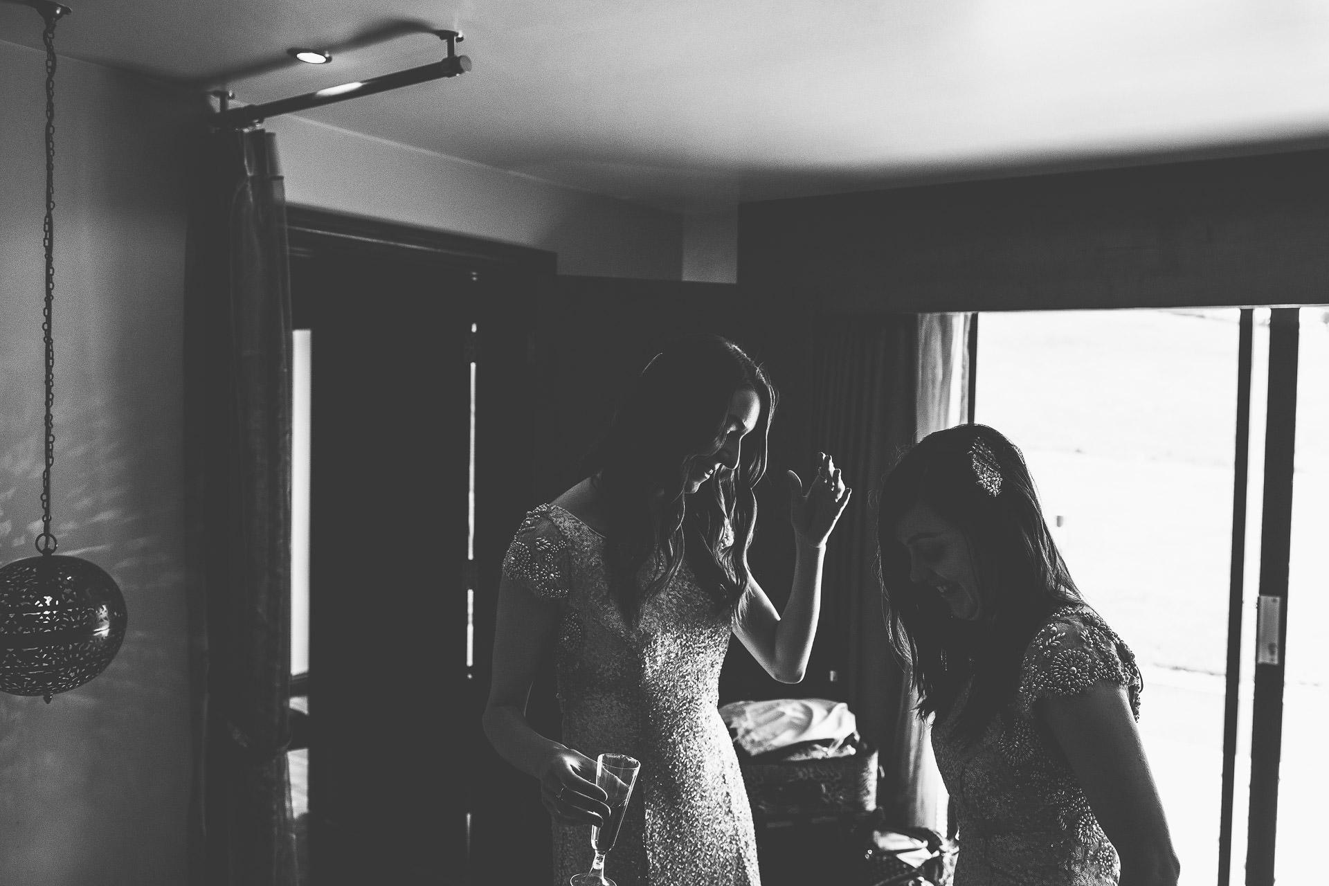 Weston Hall Wedding Photography - Laura & Ryan-21