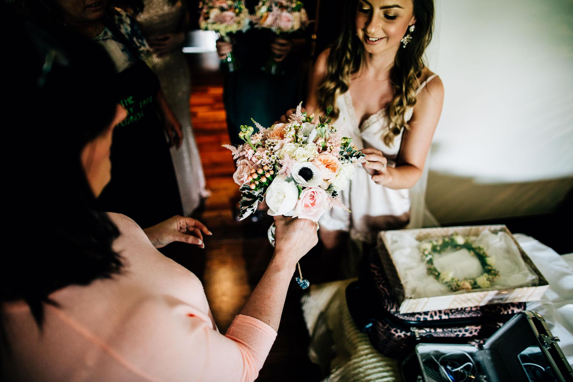 Weston Hall Wedding Photography - Laura & Ryan-28