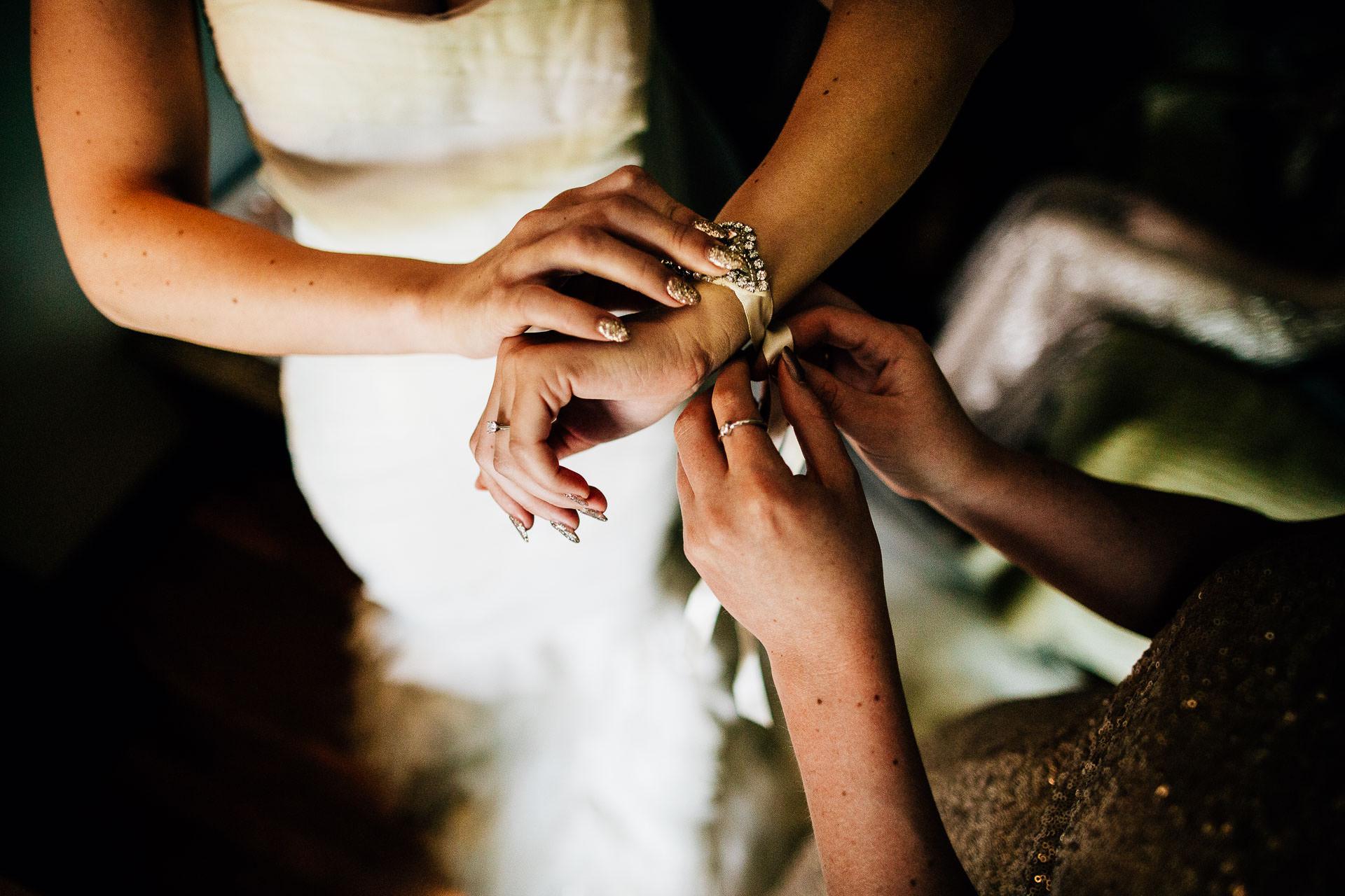Weston Hall Wedding Photography - Laura & Ryan-32
