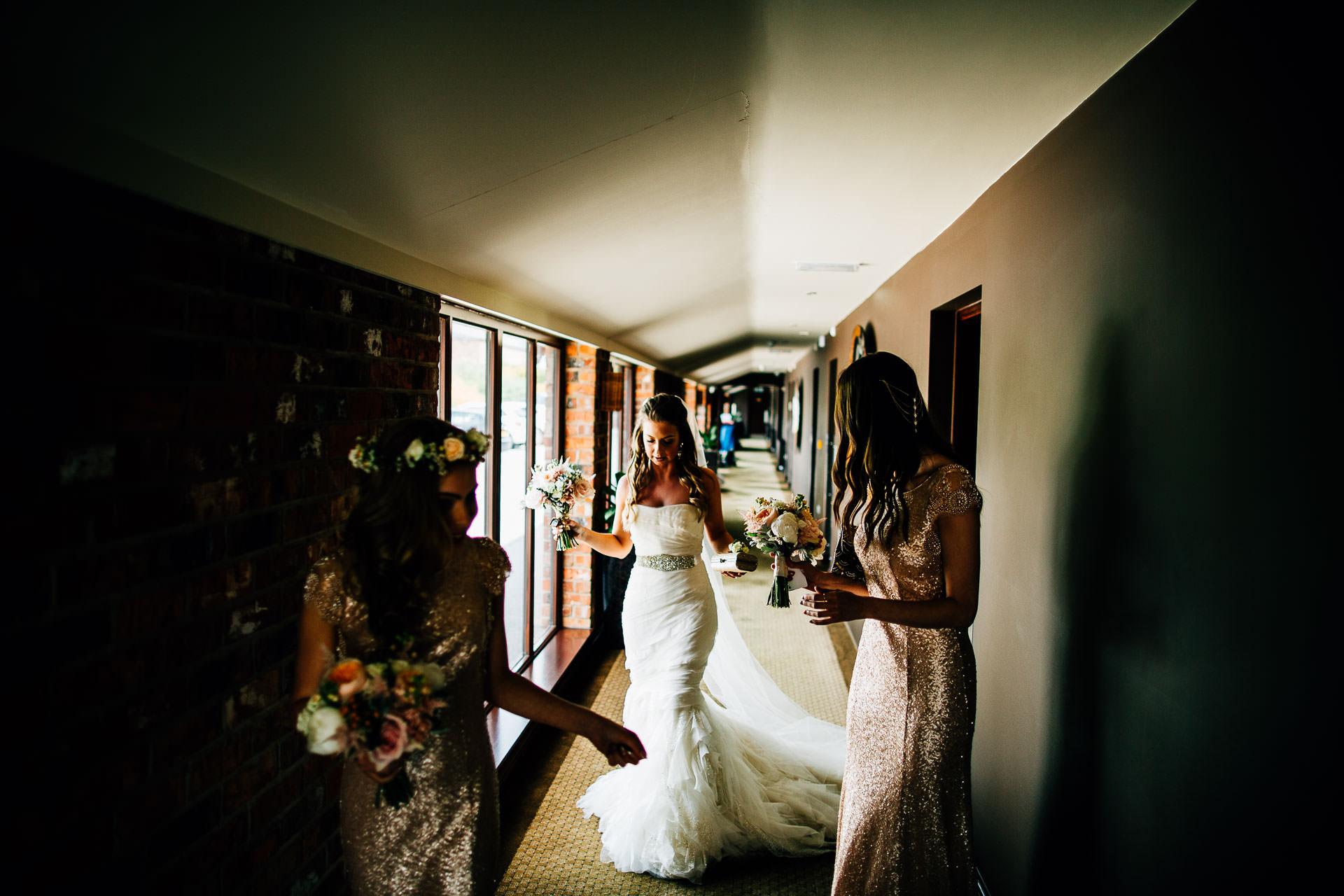 Weston Hall Wedding Photography - Laura & Ryan-36