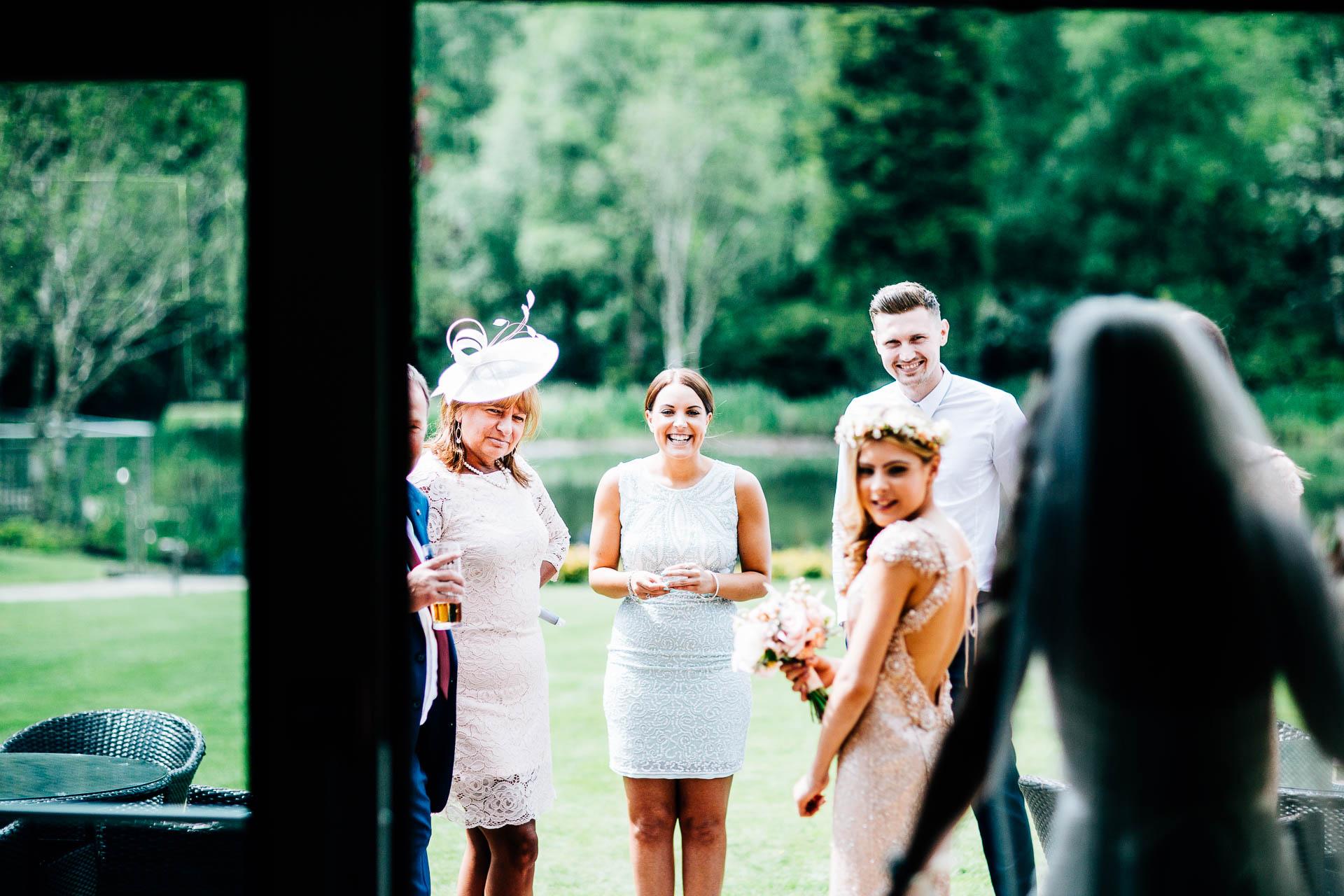 Weston Hall Wedding Photography - Laura & Ryan-38