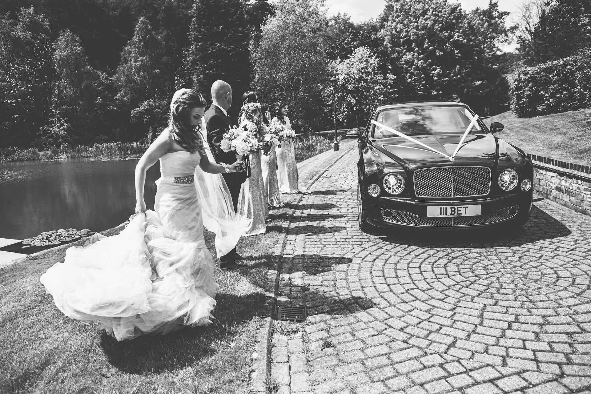 Weston Hall Wedding Photography - Laura & Ryan-39