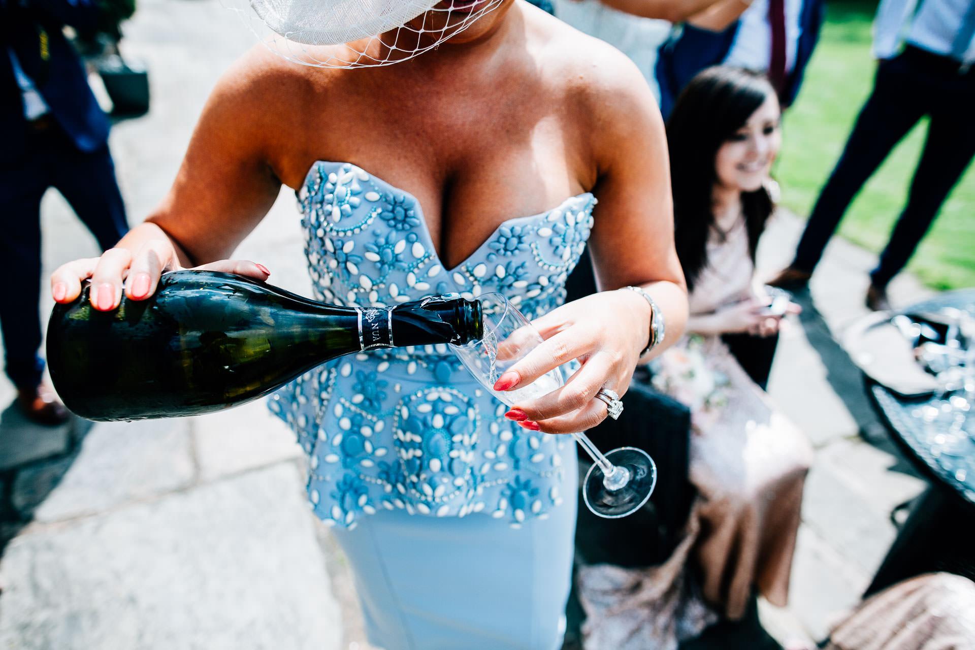 Weston Hall Wedding Photography - Laura & Ryan-40