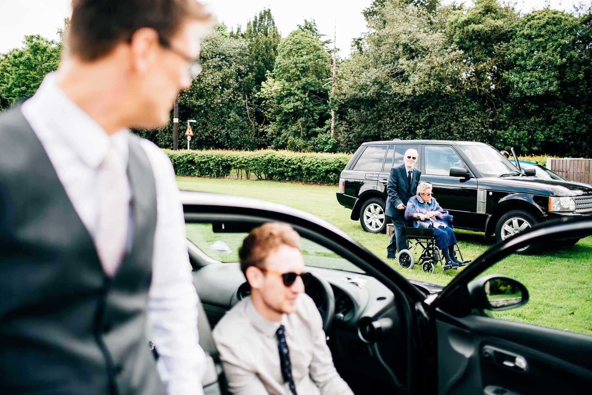 Weston Hall Wedding Photography - Laura & Ryan-42