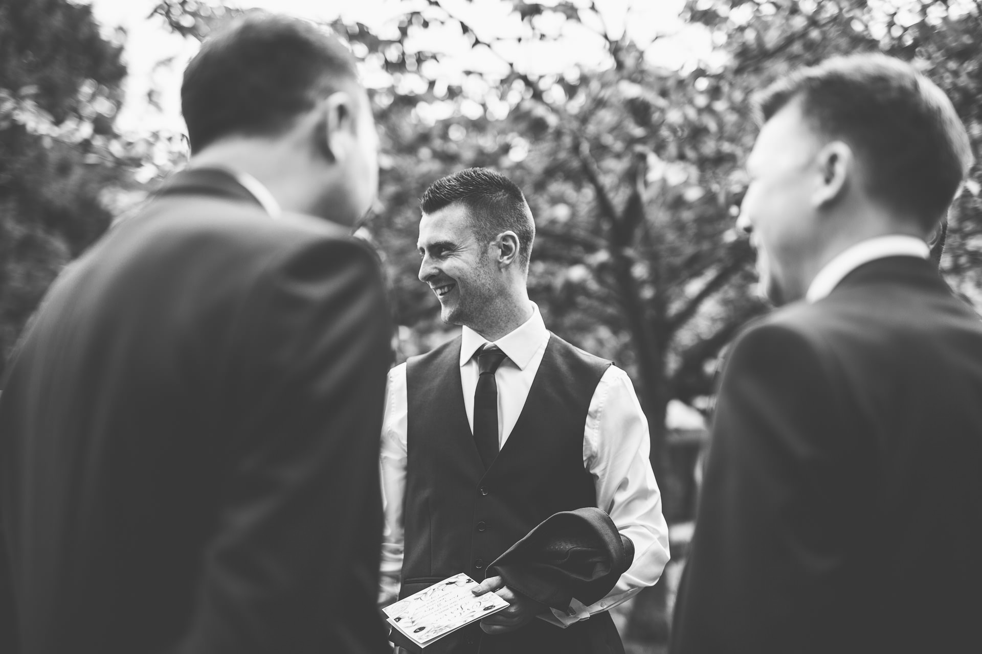 Weston Hall Wedding Photography - Laura & Ryan-45
