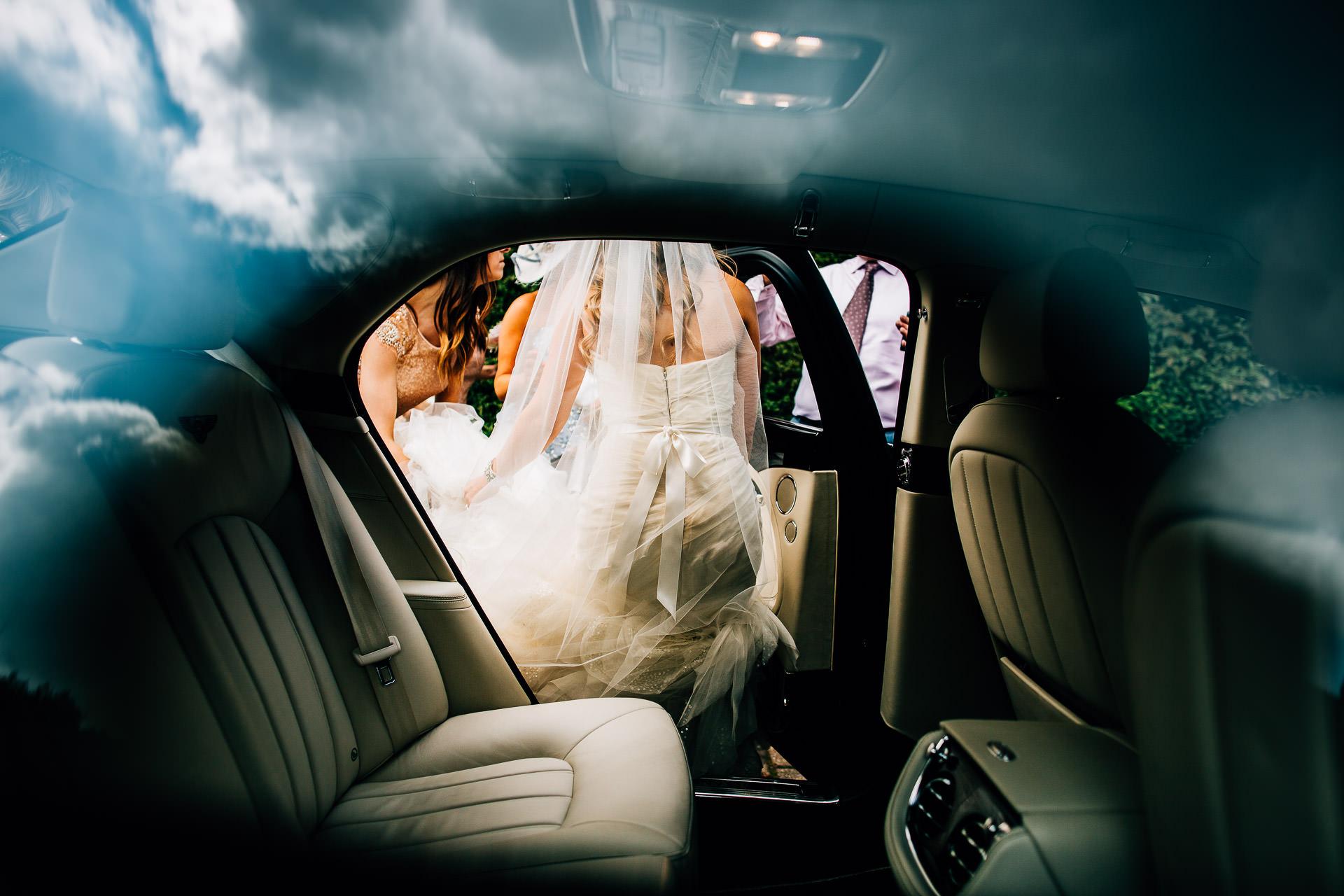 Weston Hall Wedding Photography - Laura & Ryan-48