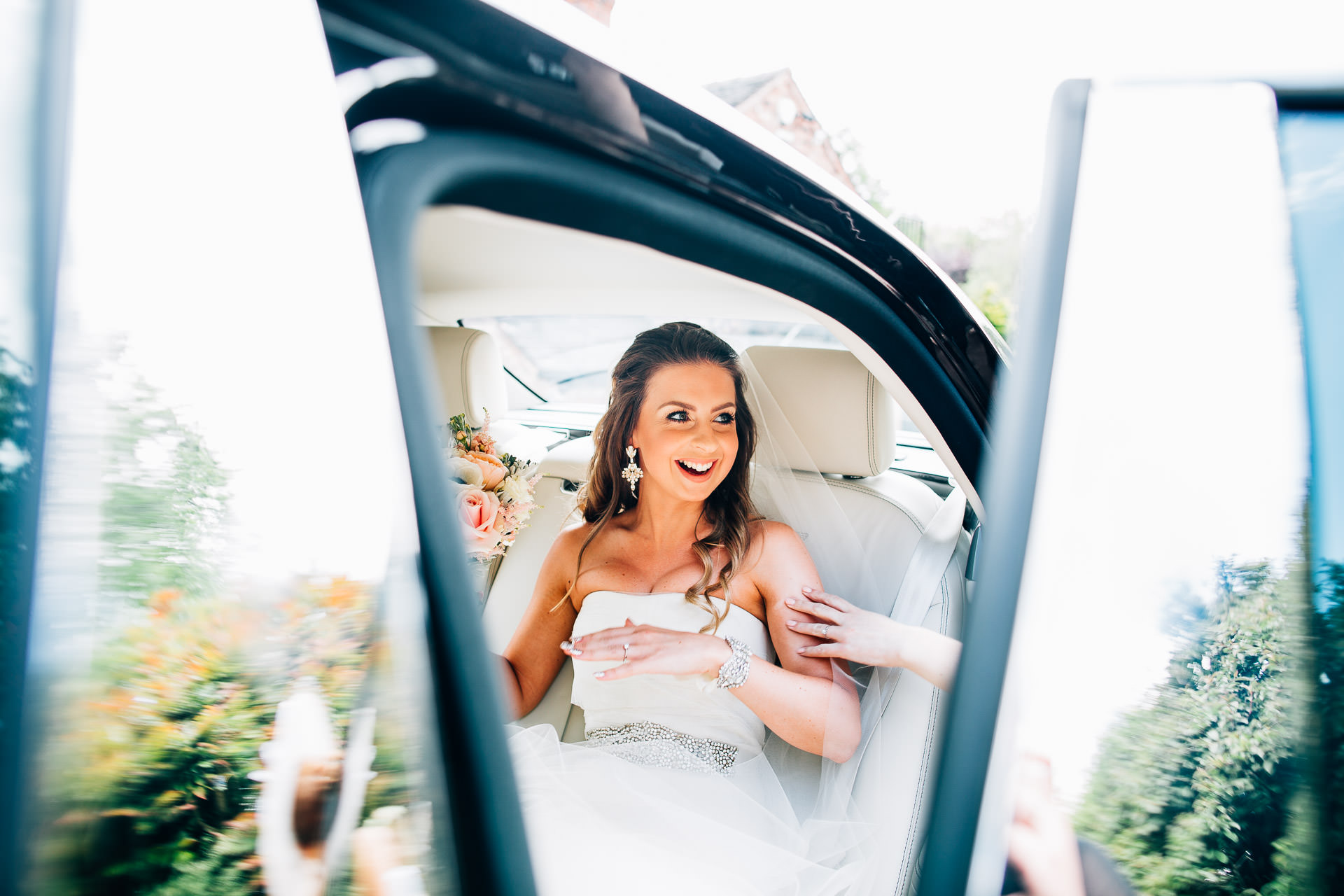 Weston Hall Wedding Photography - Laura & Ryan-50