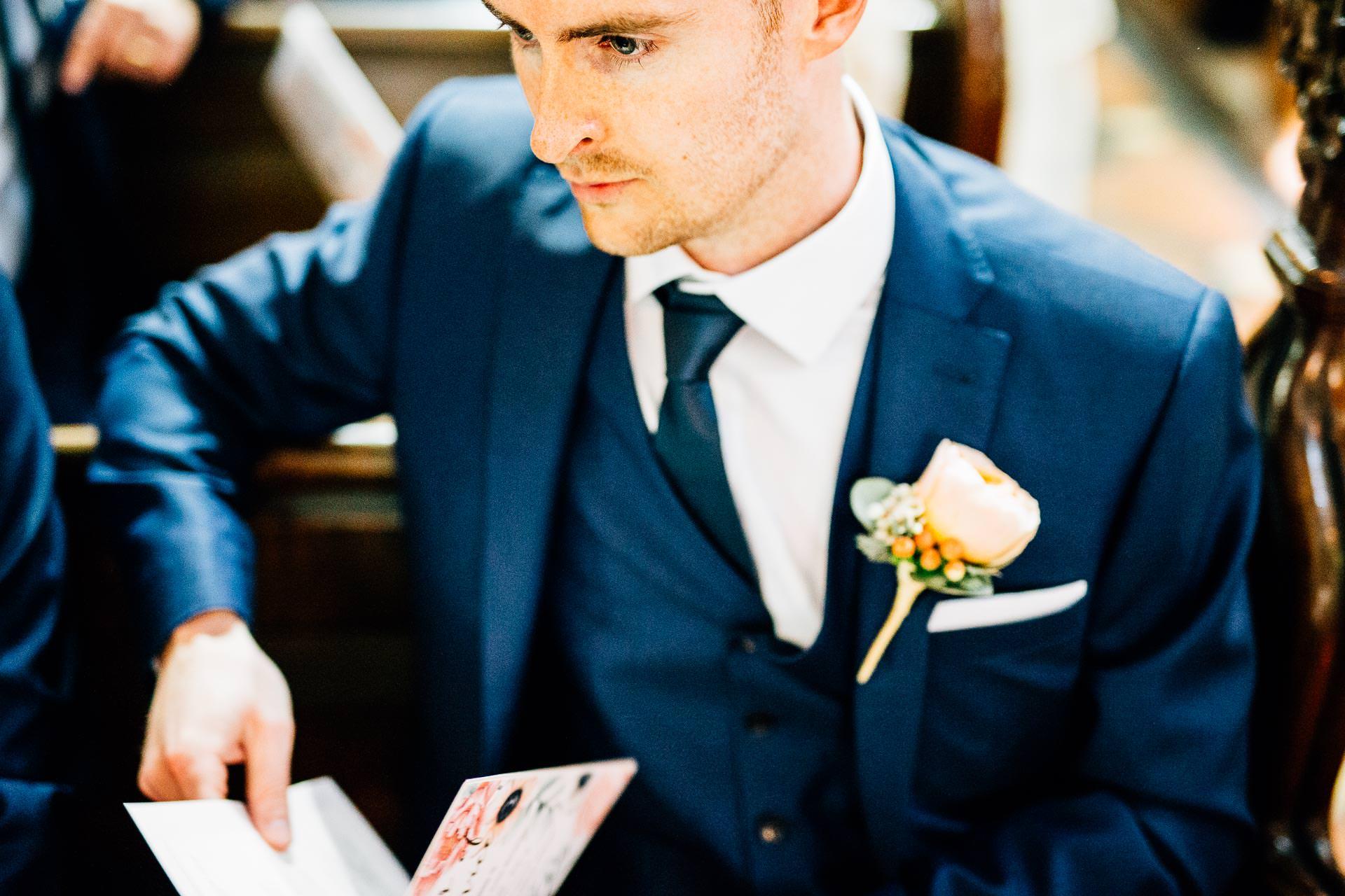Weston Hall Wedding Photography - Laura & Ryan-53