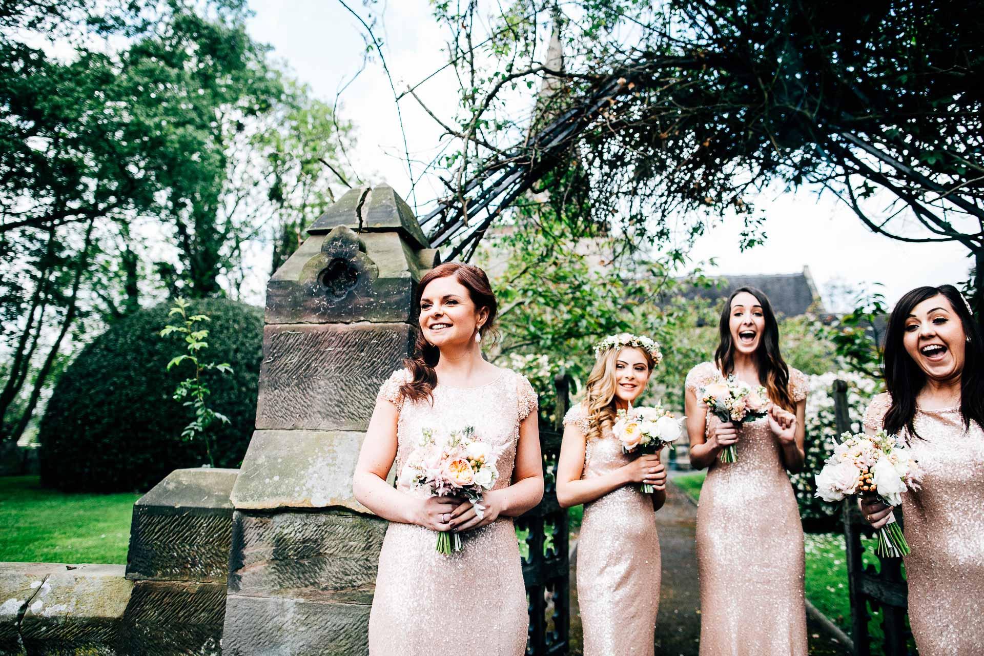 Weston Hall Wedding Photography - Laura & Ryan-55
