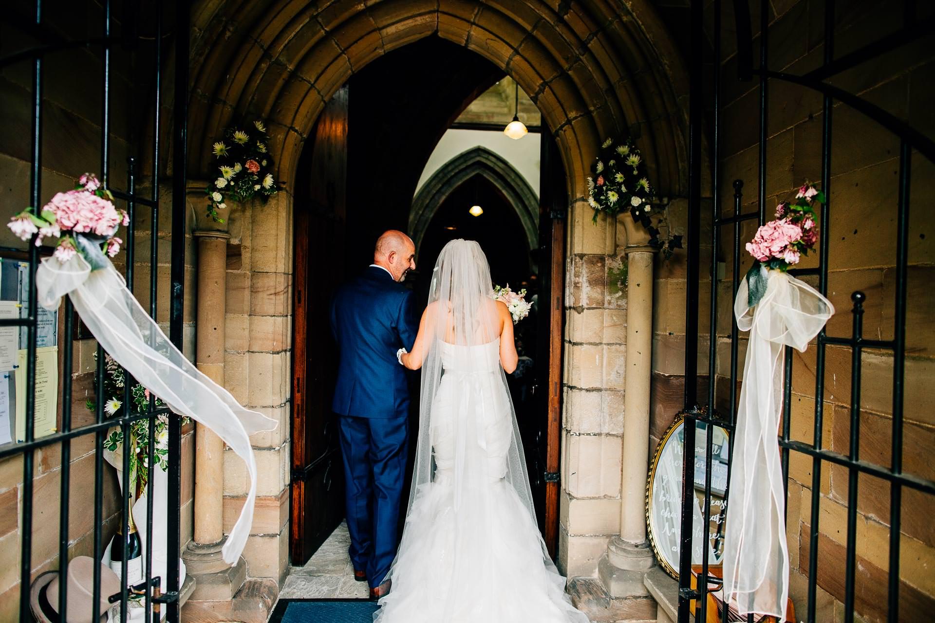 Weston Hall Wedding Photography - Laura & Ryan-59