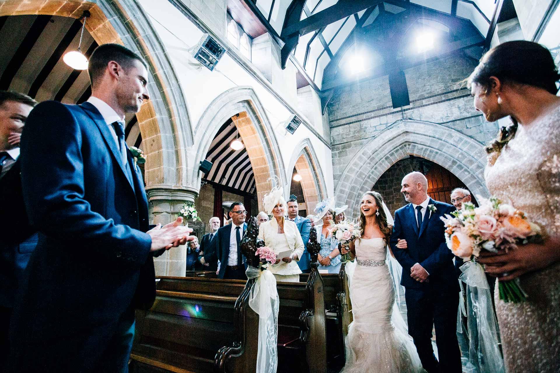 Weston Hall Wedding Photography - Laura & Ryan-60
