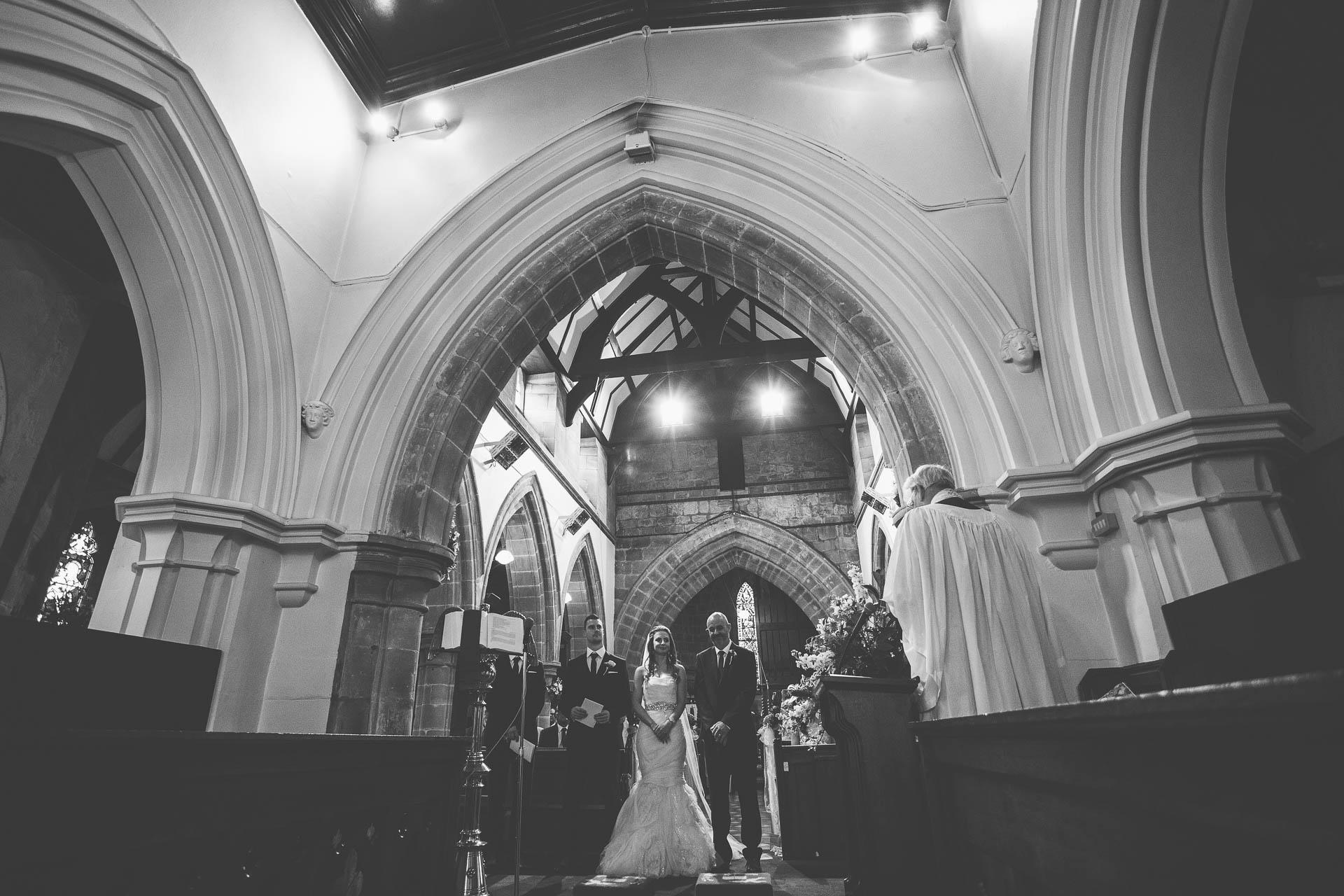 Weston Hall Wedding Photography - Laura & Ryan-61
