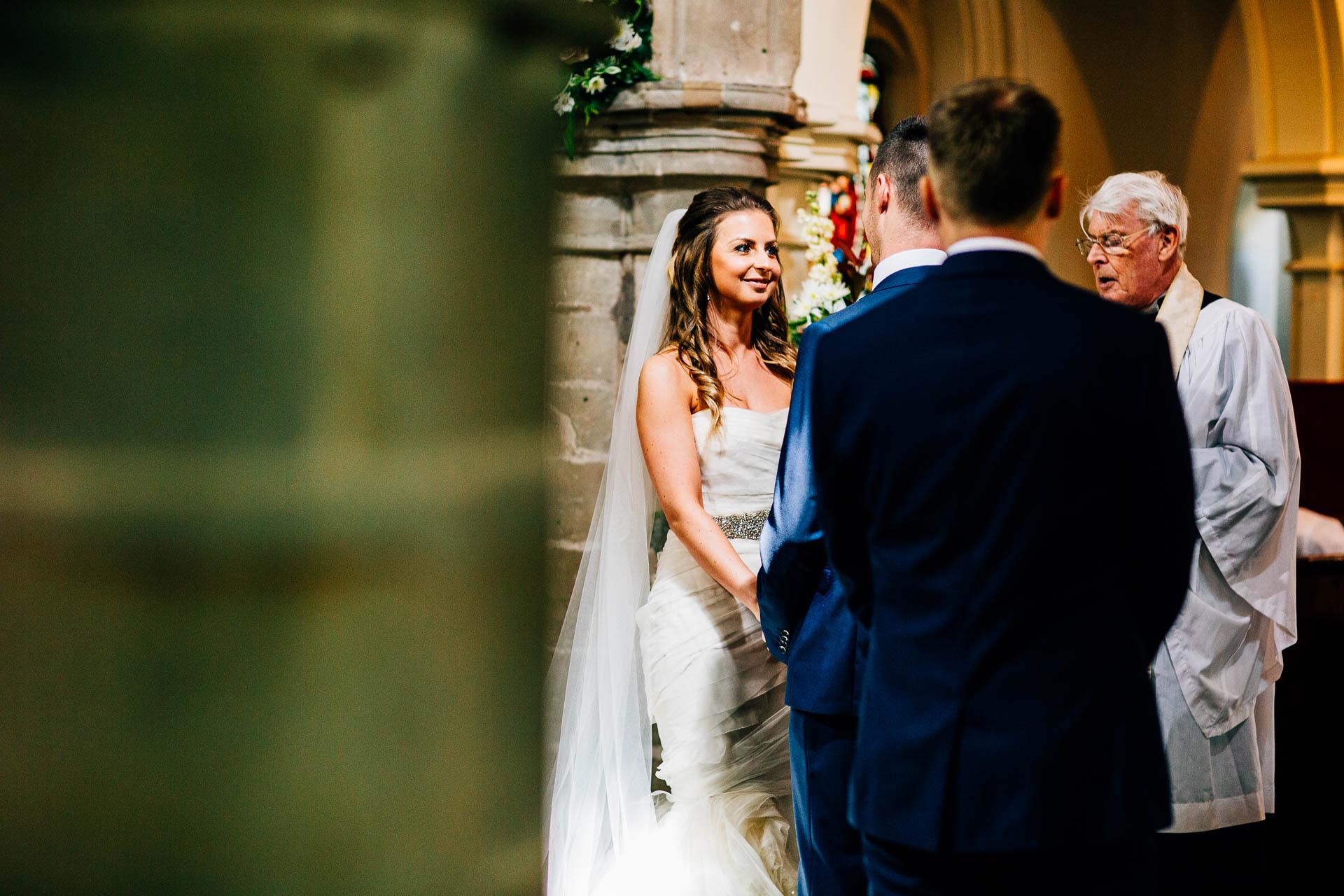 Weston Hall Wedding Photography - Laura & Ryan-62