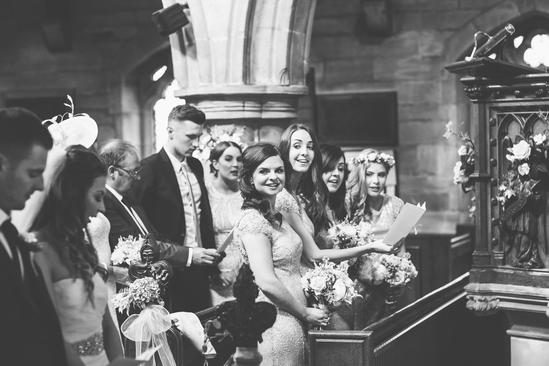 Weston Hall Wedding Photography - Laura & Ryan-65