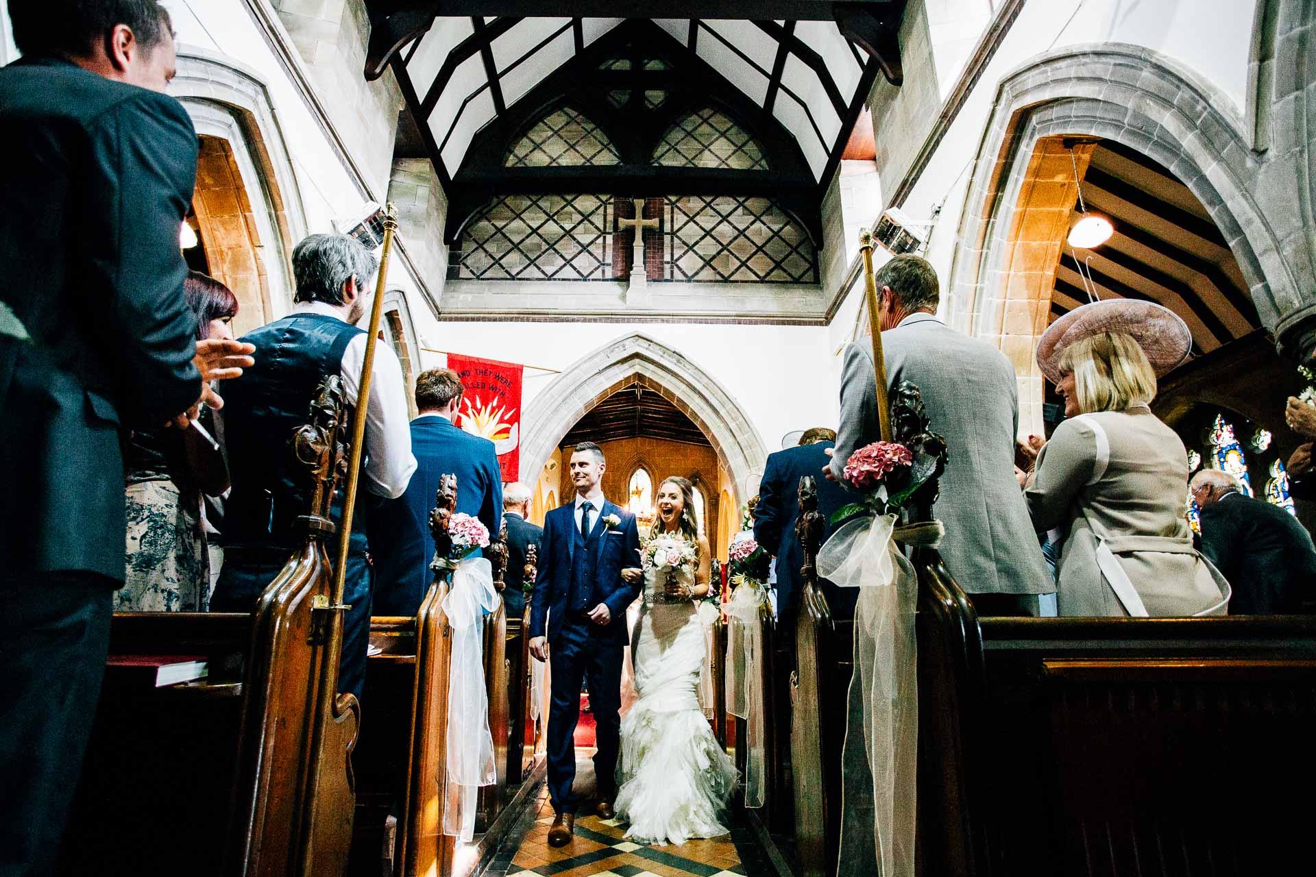 Weston Hall Wedding Photography - Laura & Ryan-66
