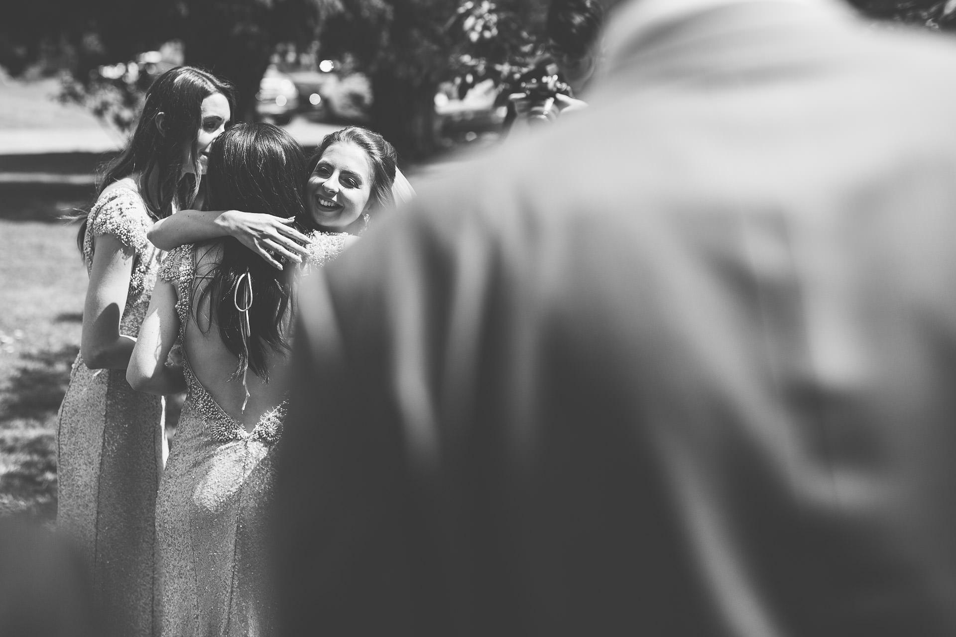 Weston Hall Wedding Photography - Laura & Ryan-67