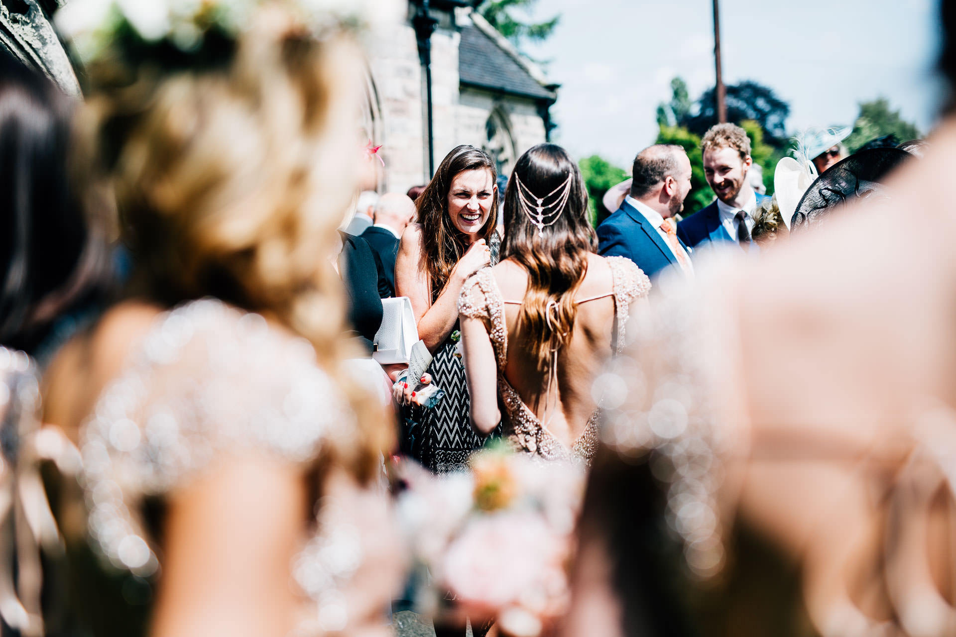 Weston Hall Wedding Photography - Laura & Ryan-68