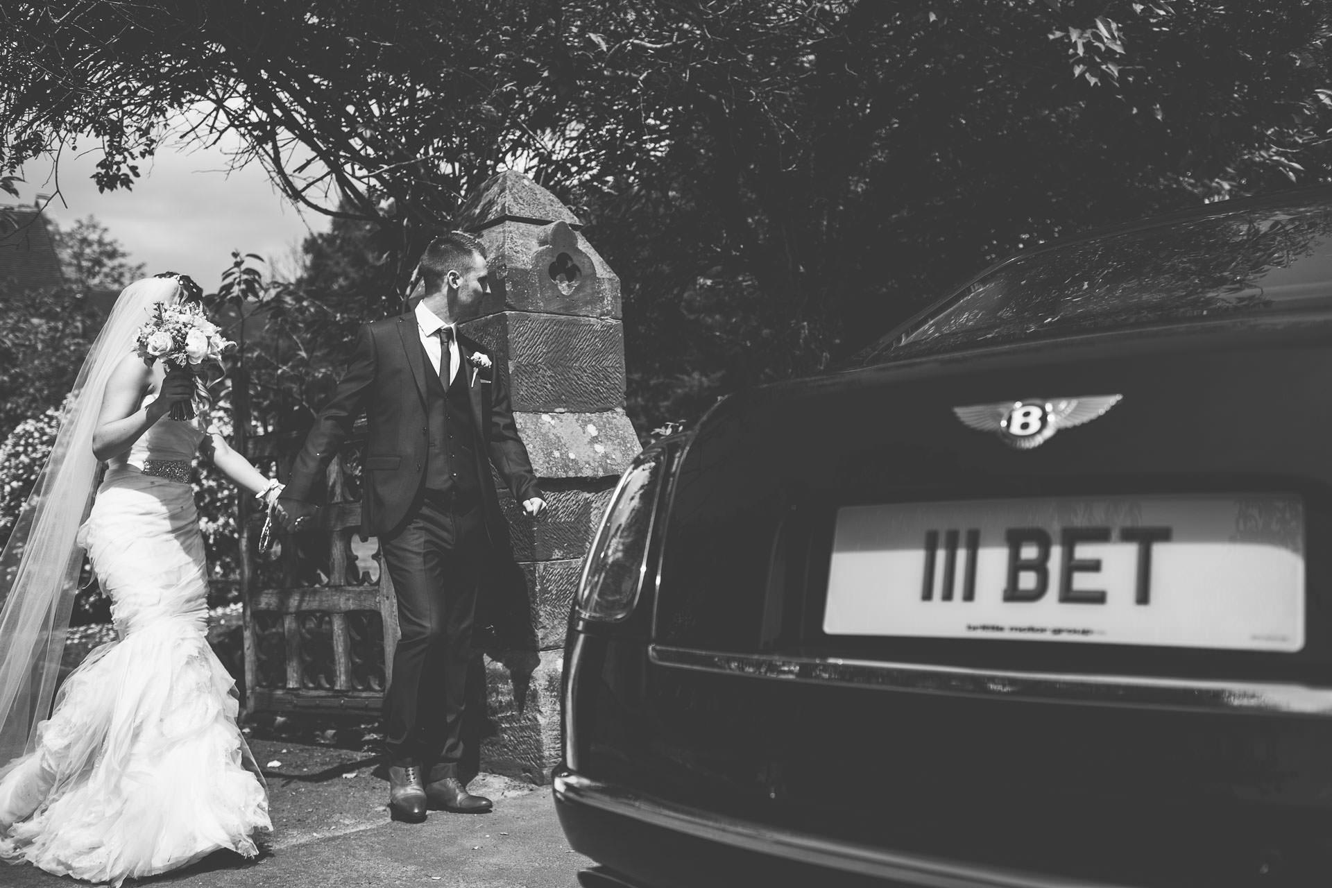 Weston Hall Wedding Photography - Laura & Ryan-71