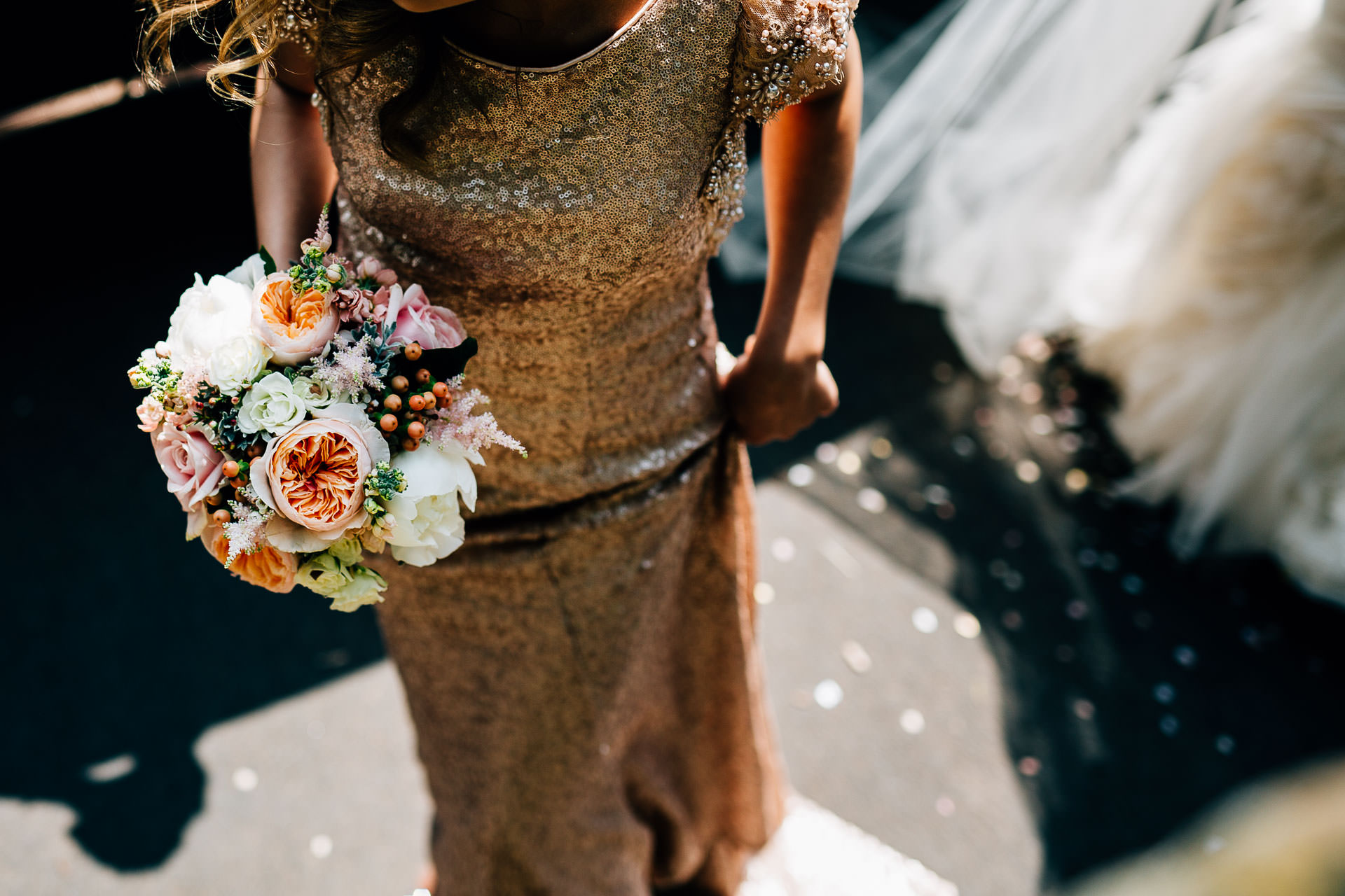 Weston Hall Wedding Photography - Laura & Ryan-72