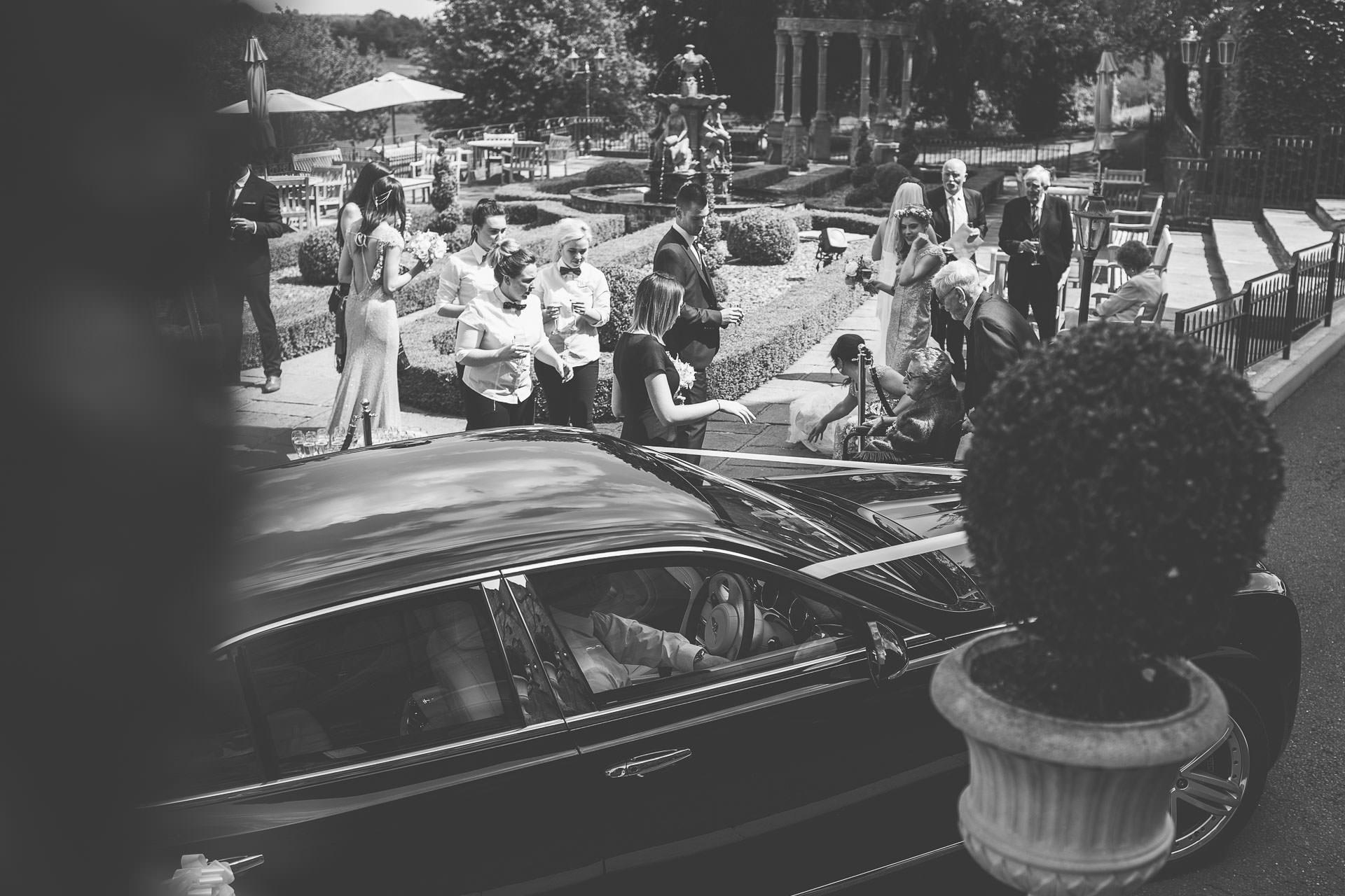 Weston Hall Wedding Photography - Laura & Ryan-75