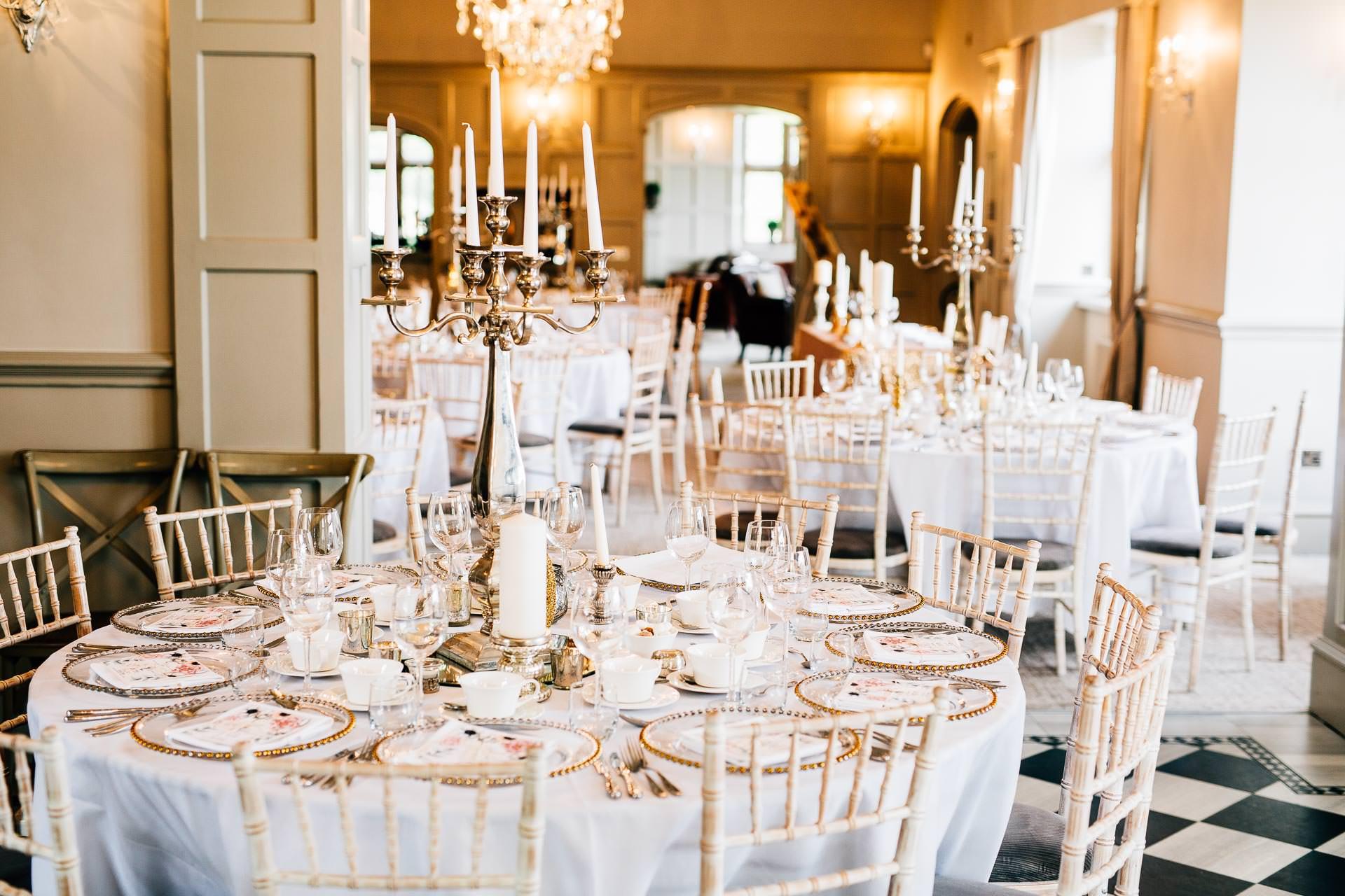 Weston Hall Wedding Photography - Laura & Ryan-77