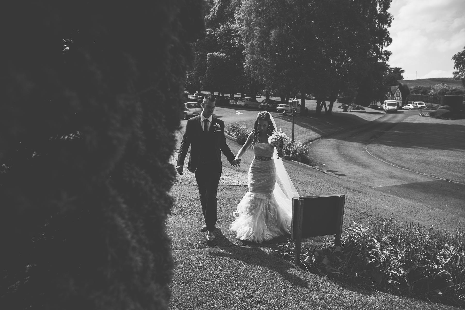 Weston Hall Wedding Photography - Laura & Ryan-85