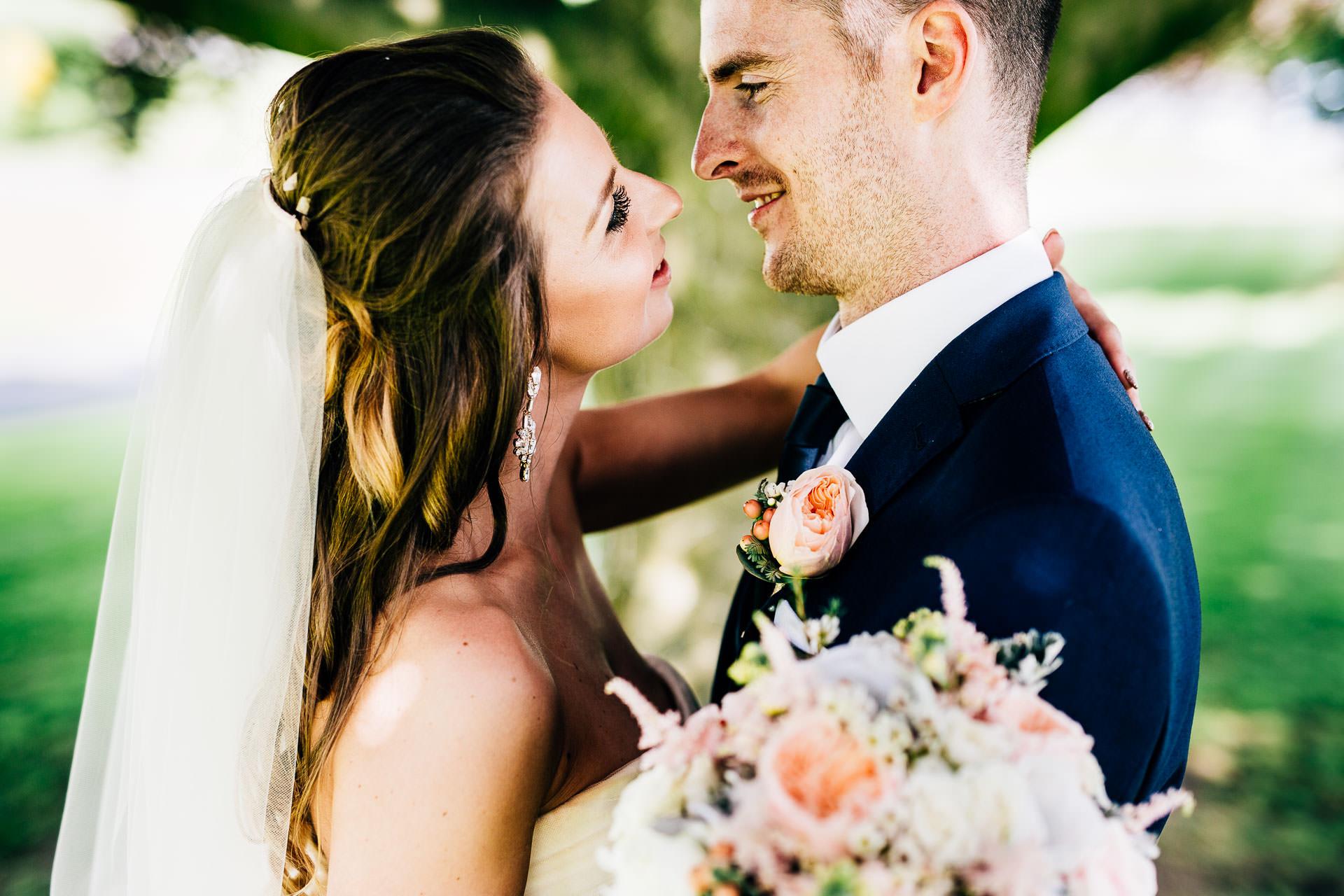 Weston Hall Wedding Photography - Laura & Ryan-86