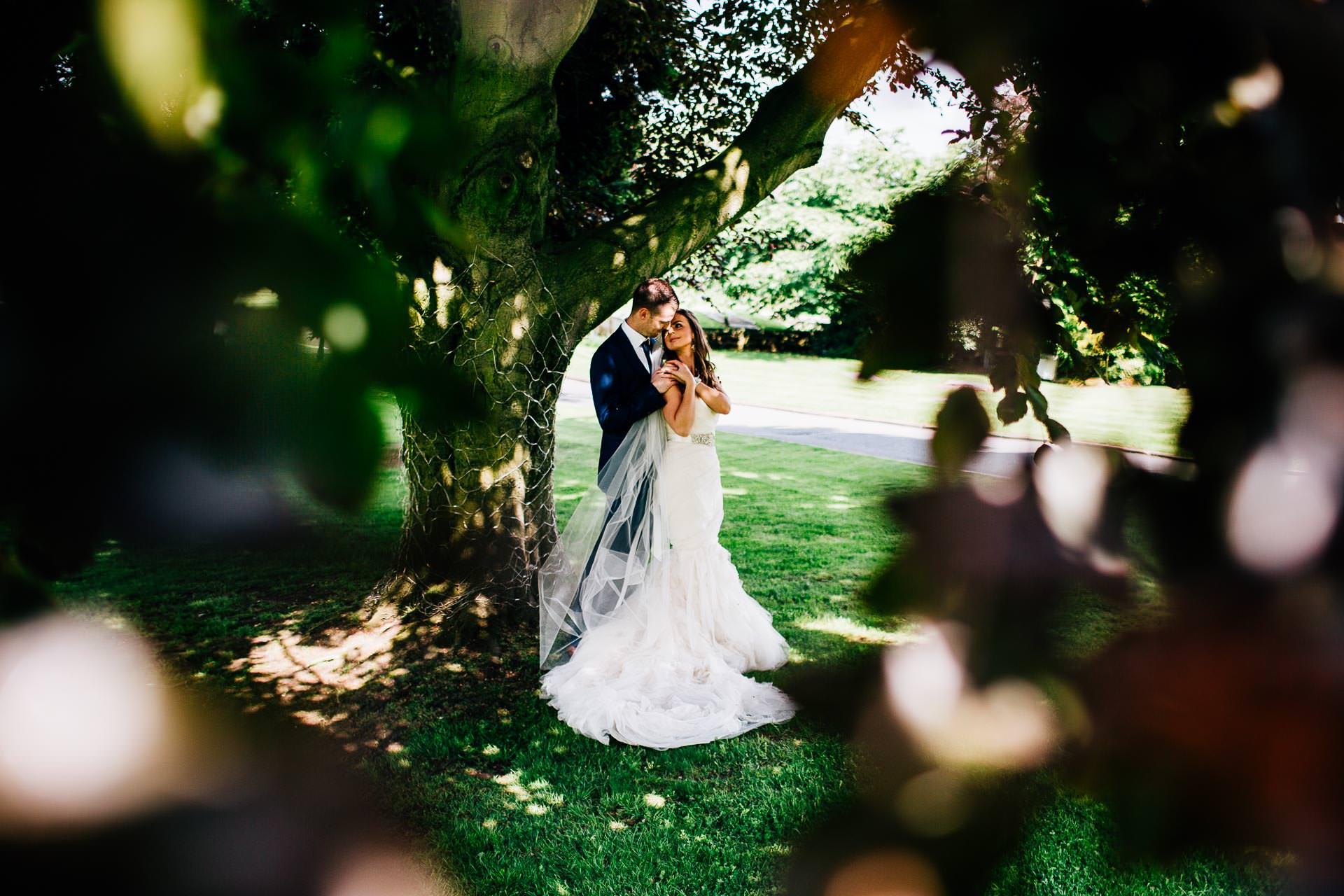 Weston Hall Wedding Photography - Laura & Ryan-90