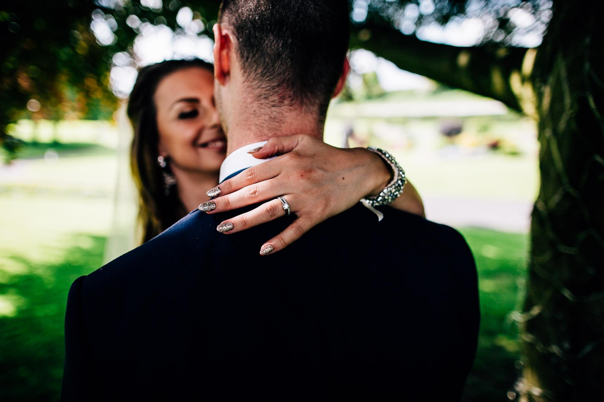 Weston Hall Wedding Photography - Laura & Ryan-91