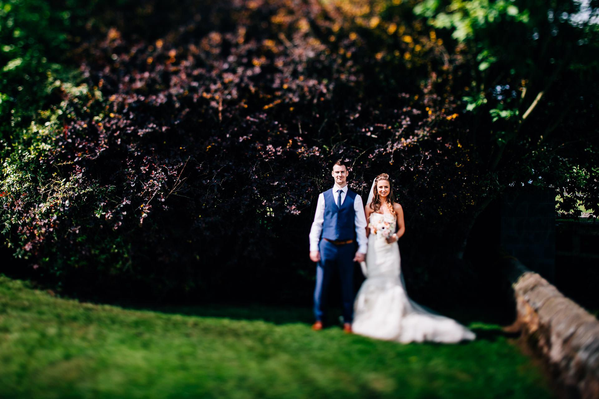 Weston Hall Wedding Photography - Laura & Ryan-94