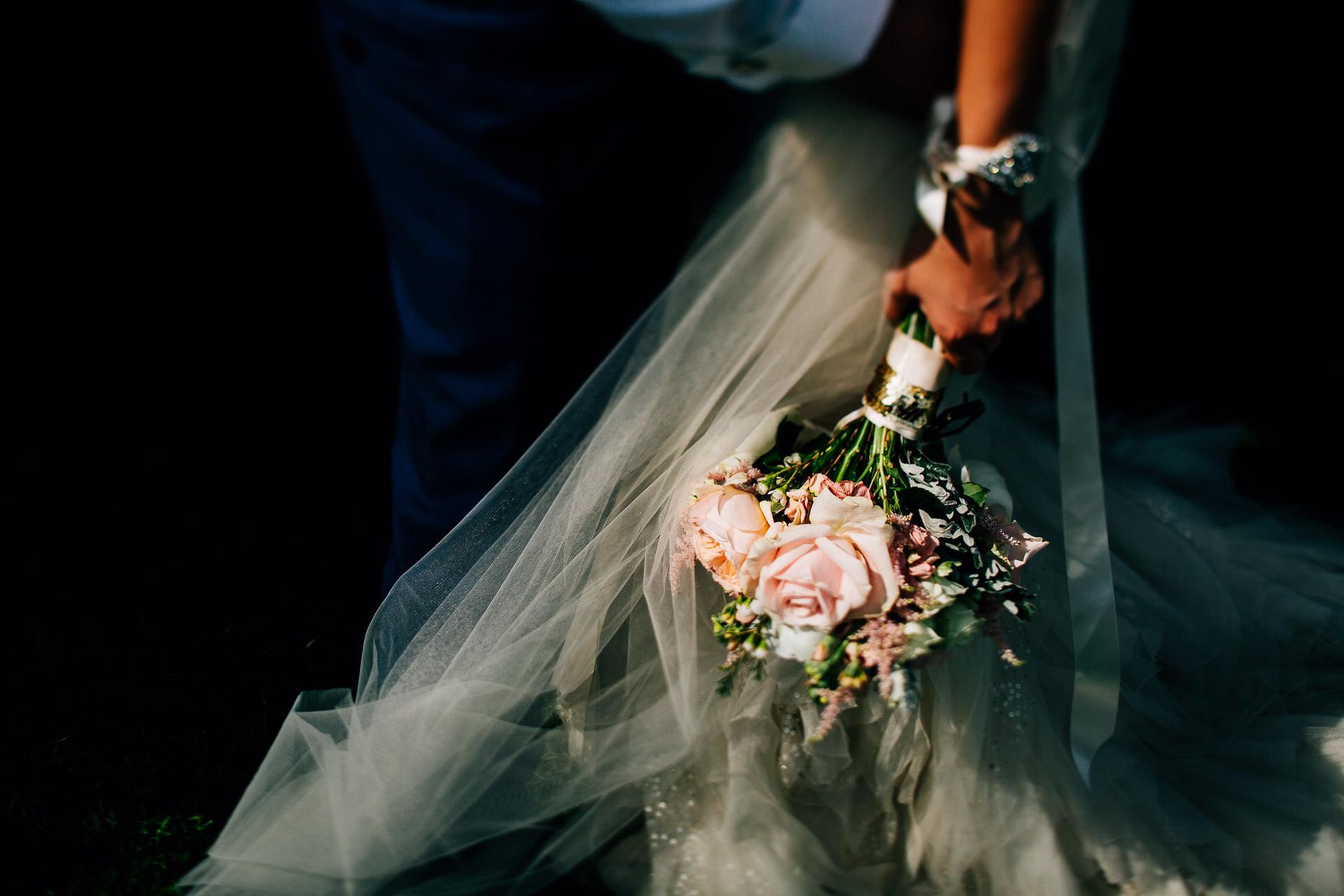 Weston Hall Wedding Photography - Laura & Ryan-96